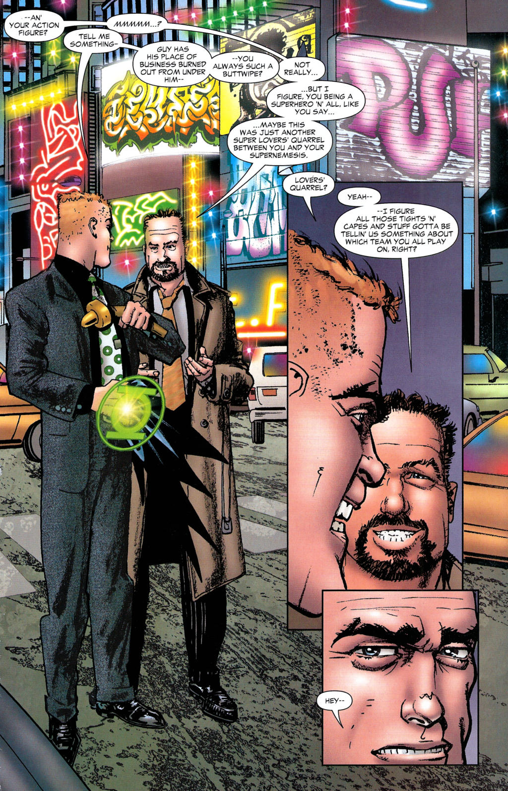Read online Guy Gardner: Collateral Damage comic -  Issue #2 - 8