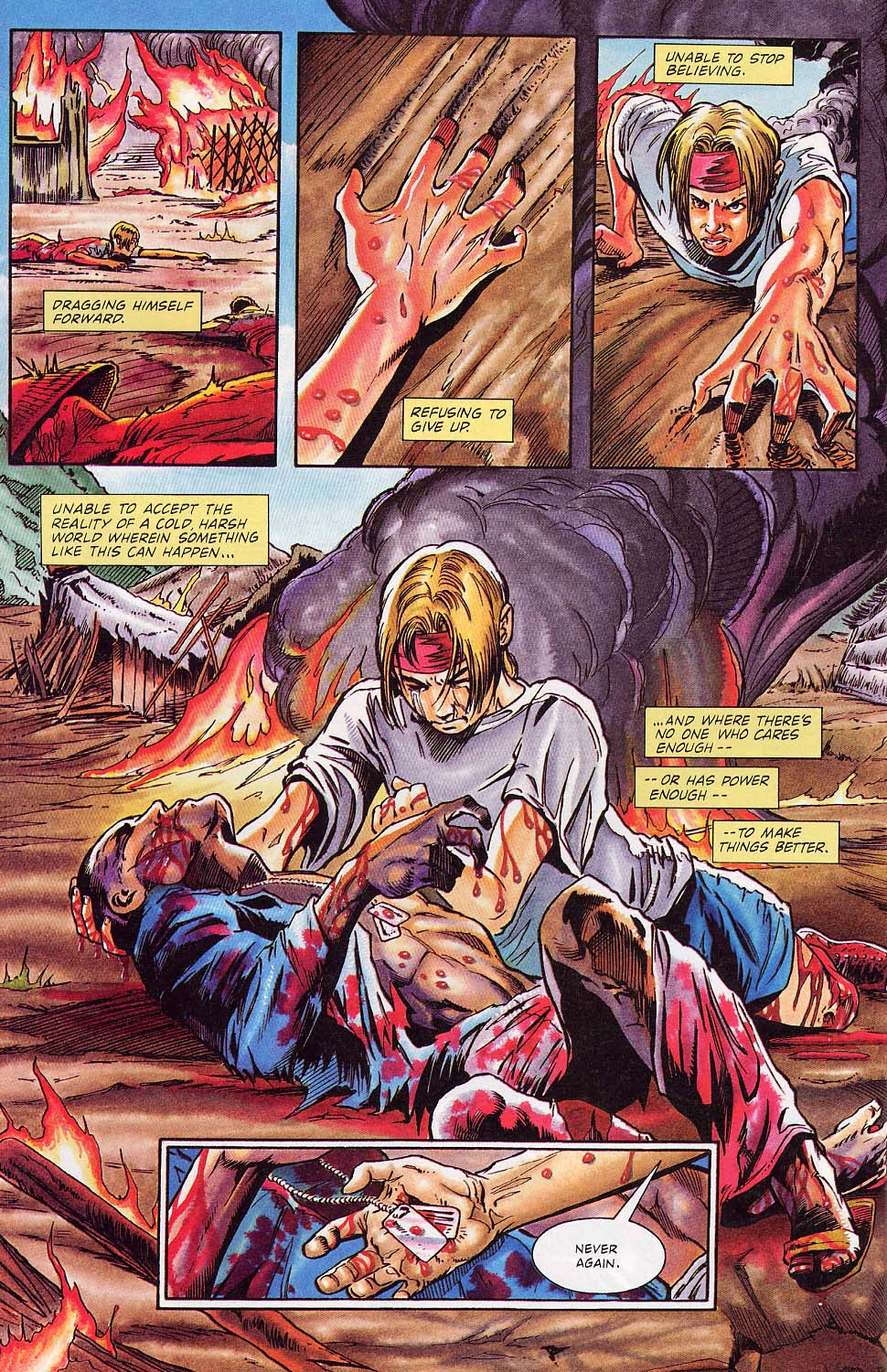 Read online Charlemagne comic -  Issue #1 - 26