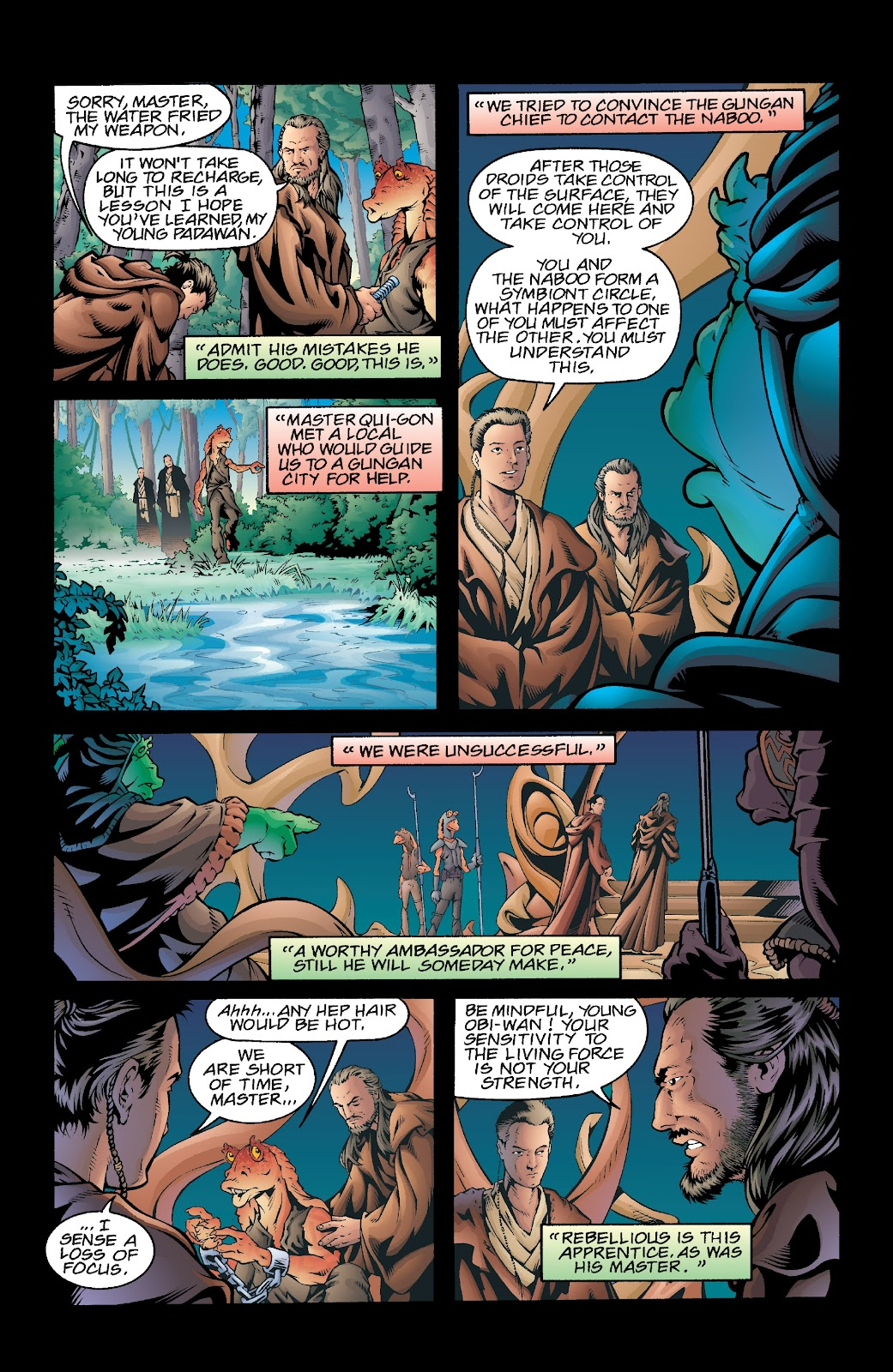 Read online Star Wars Legends: Rise of the Sith - Epic Collection comic -  Issue # TPB 2 (Part 5) - 30