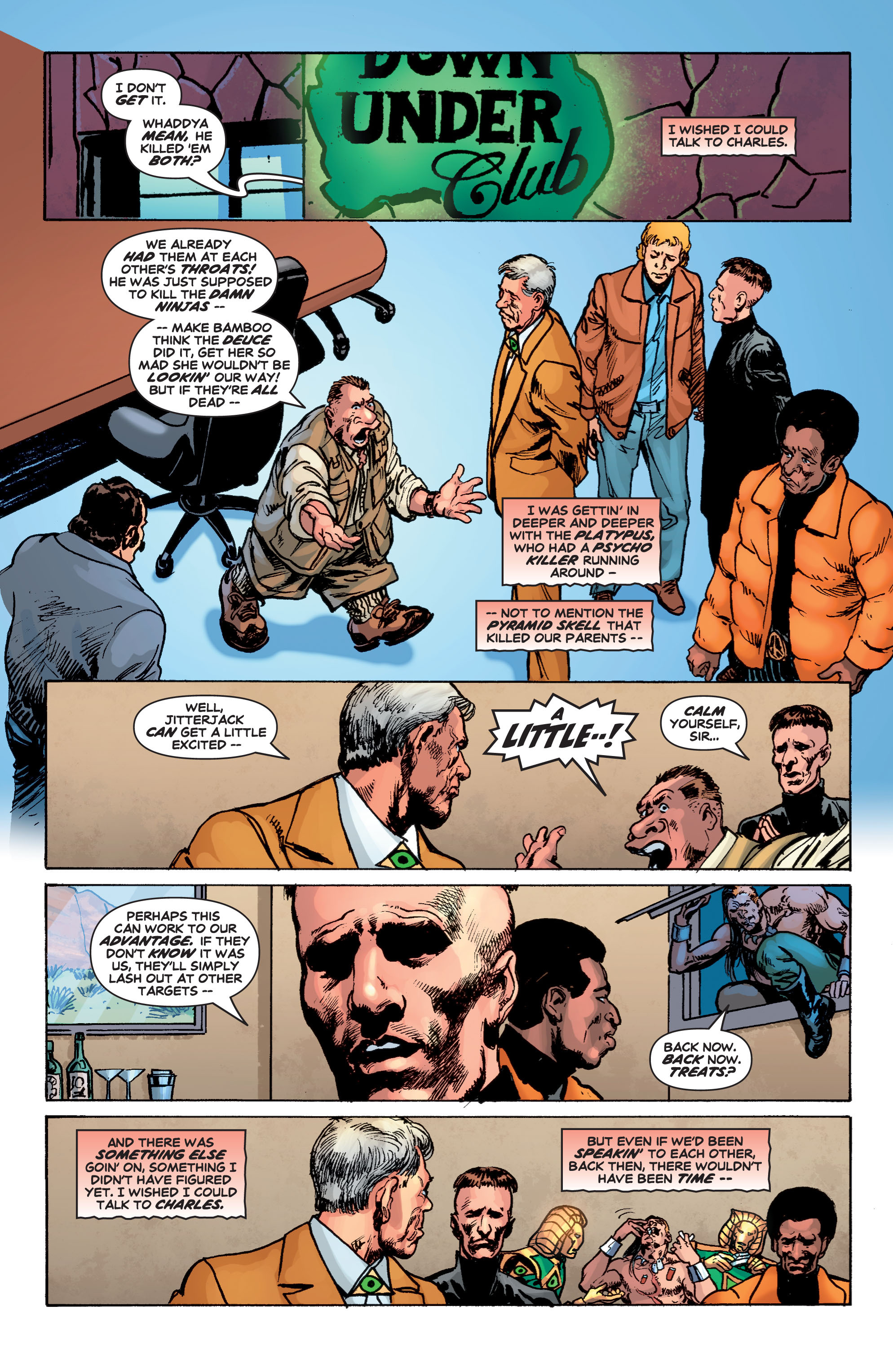 Read online Astro City: Dark Age/Book Two comic -  Issue #3 - 11
