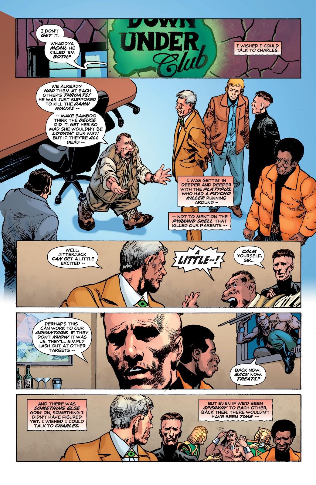 Astro City: Dark Age/Book Two Issue #3 #3 - English 11