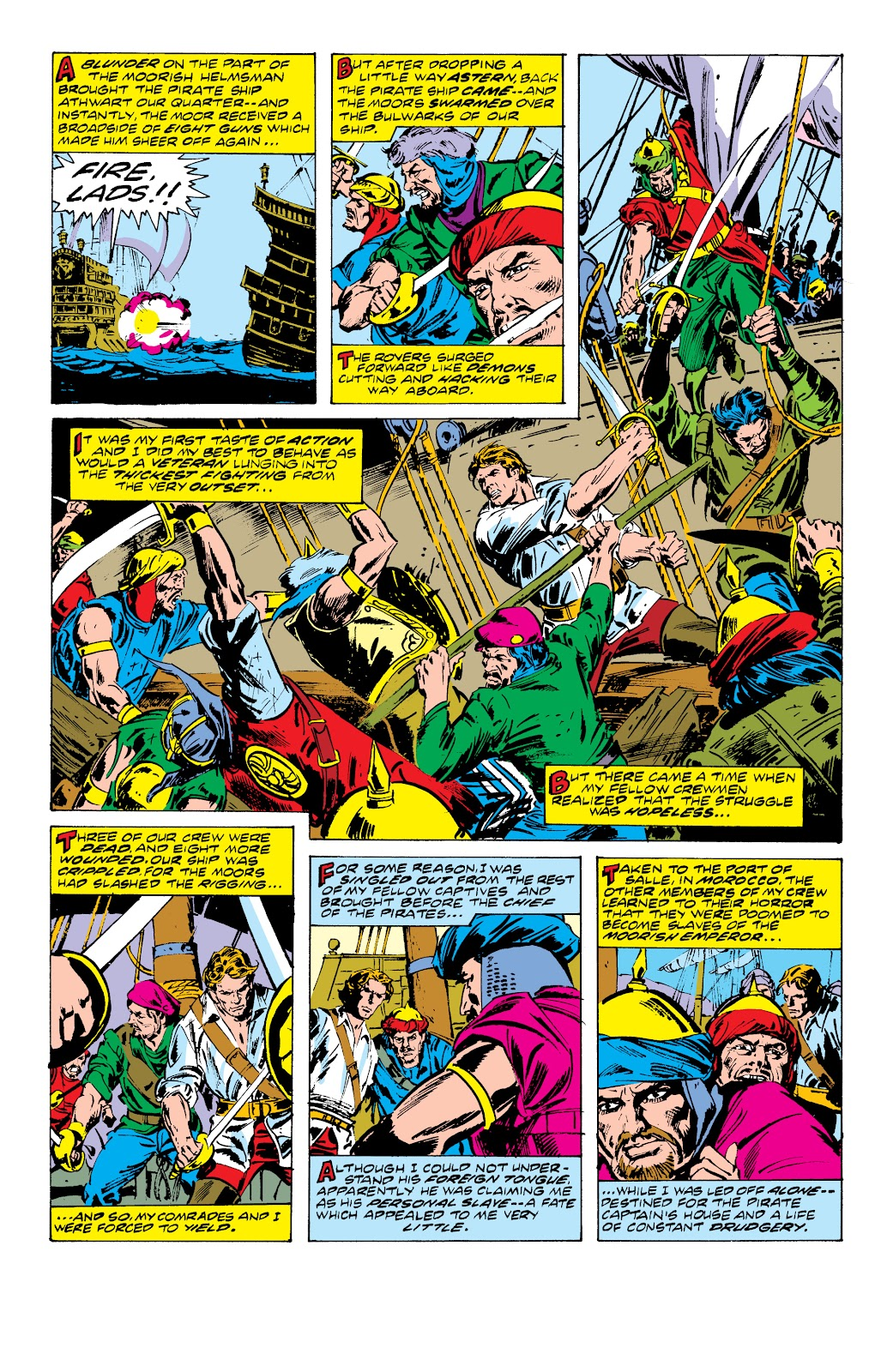 Marvel Classics Comics Series Featuring issue 19 - Page 9
