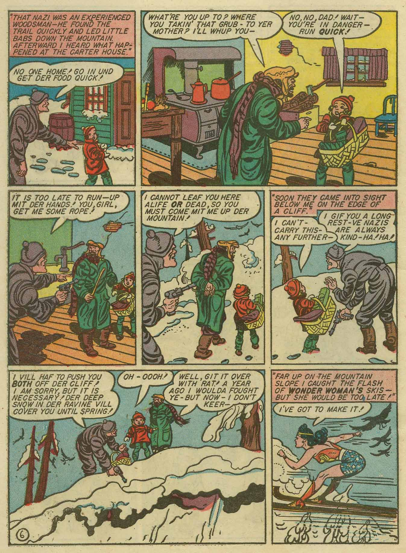 Read online Sensation (Mystery) Comics comic -  Issue #14 - 8