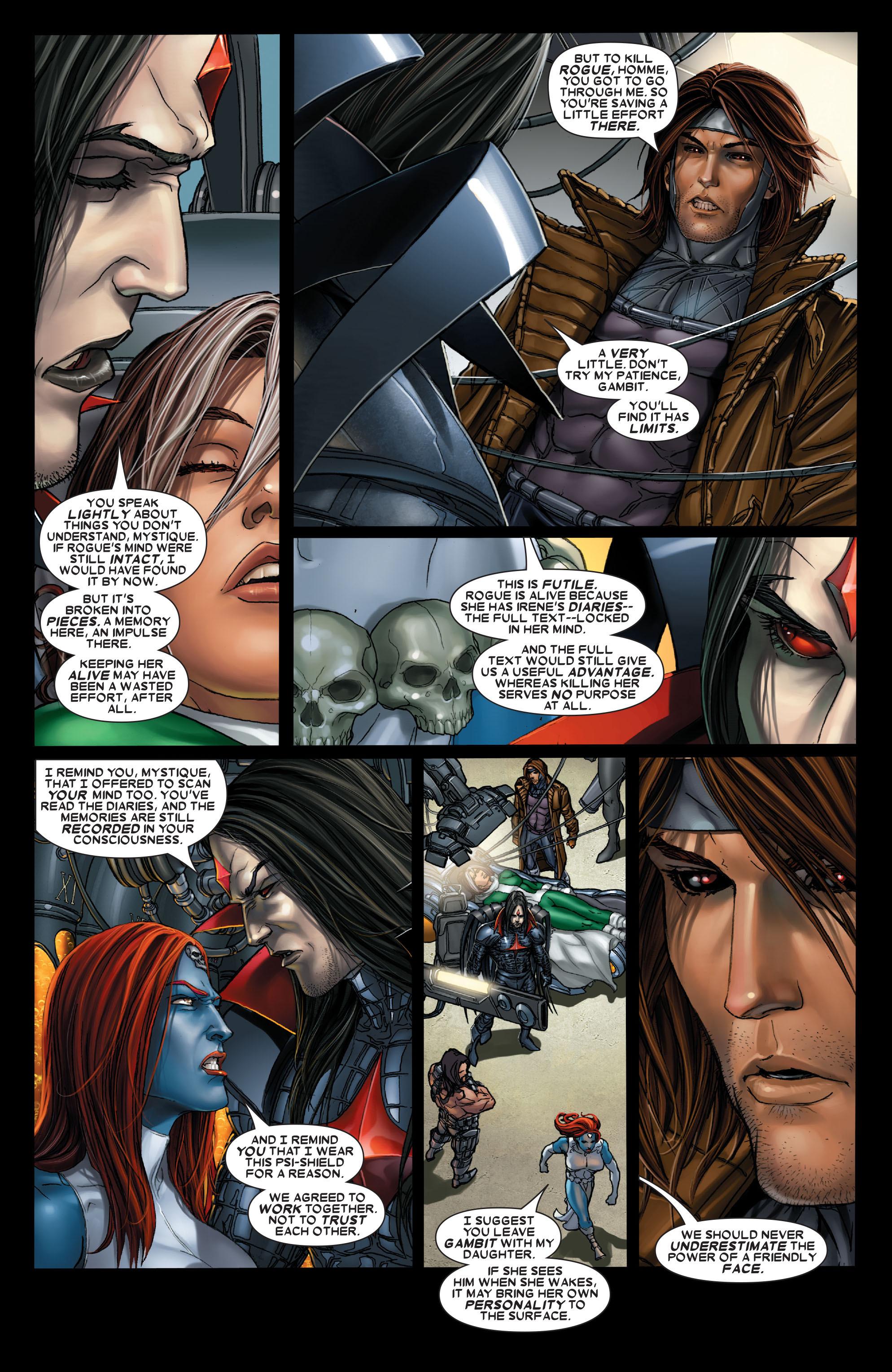 X-Men (1991) 204 Page 7
