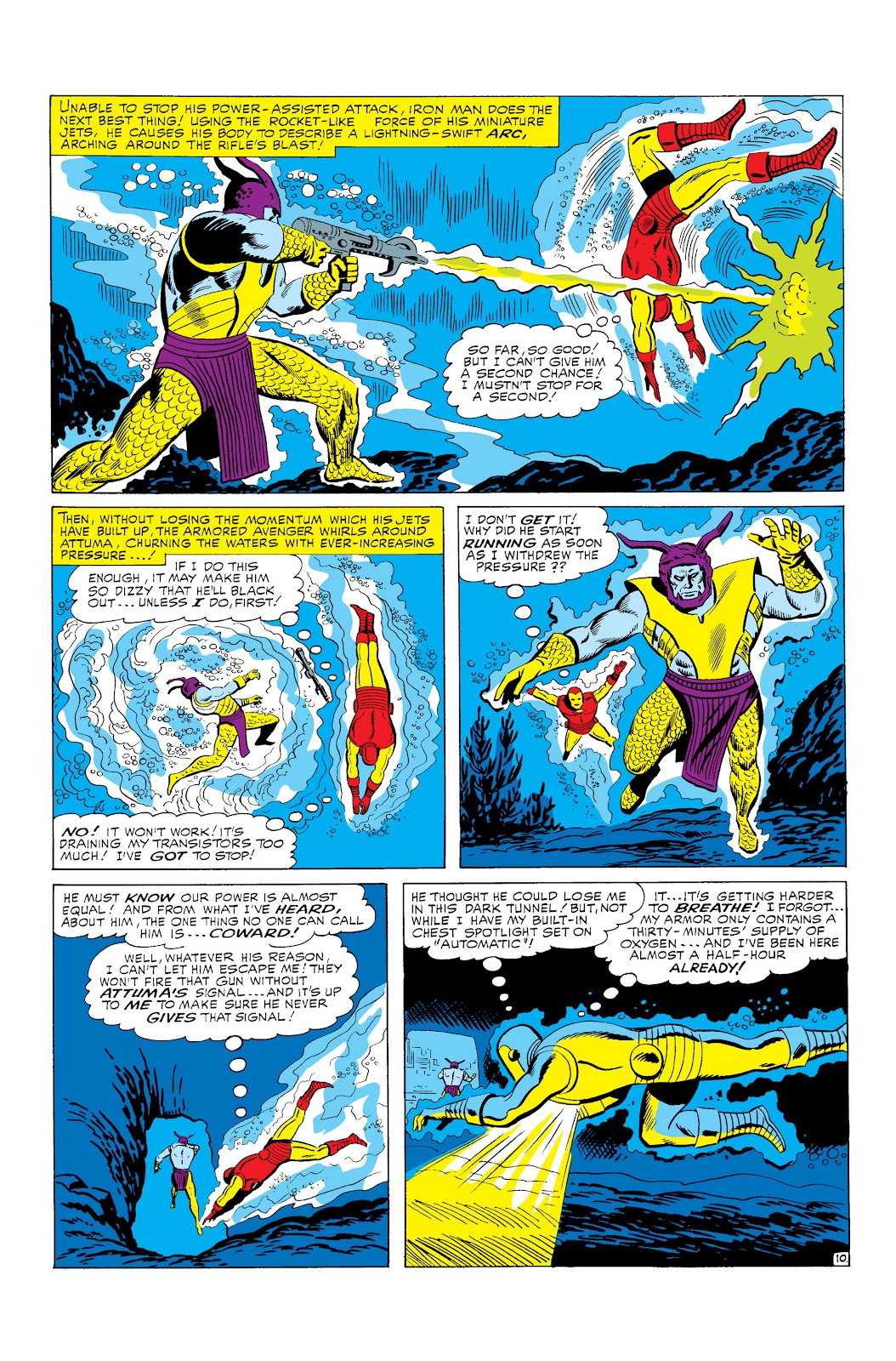 Read online Marvel Masterworks: The Invincible Iron Man comic -  Issue # TPB 3 (Part 1) - 13