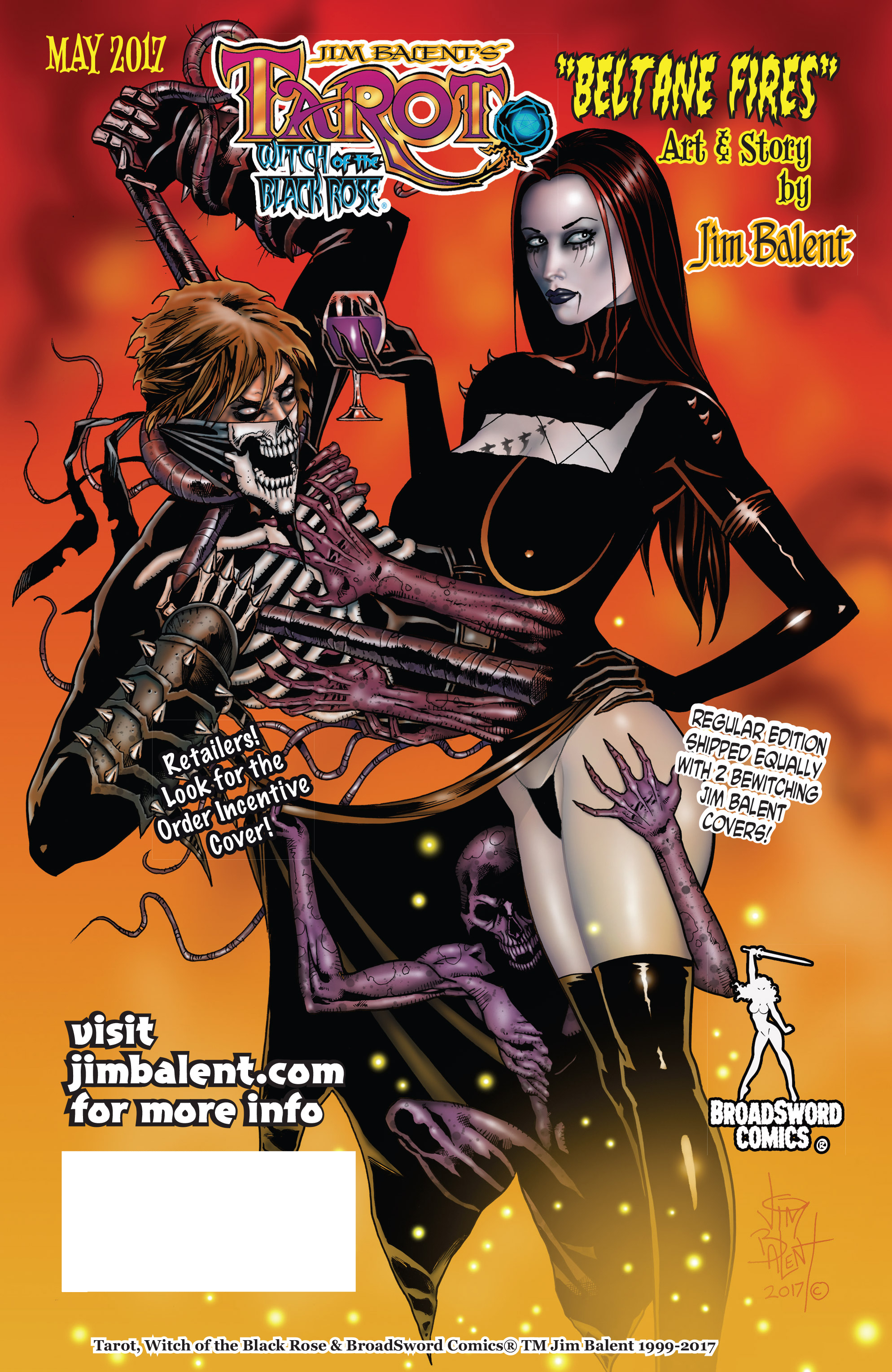 Read online Tarot: Witch of the Black Rose comic -  Issue #103 - 31