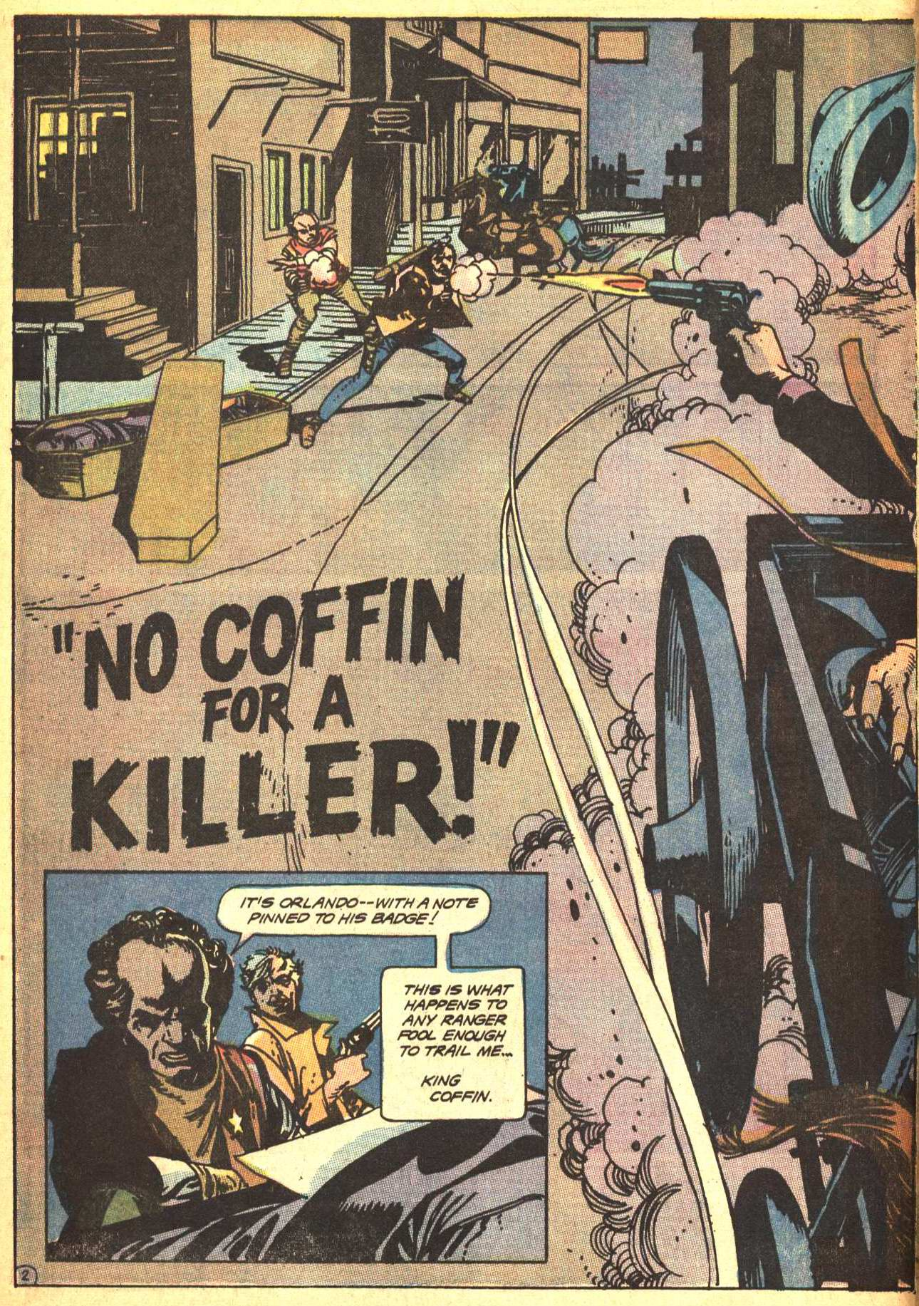 Read online All-Star Western (1970) comic -  Issue #4 - 3
