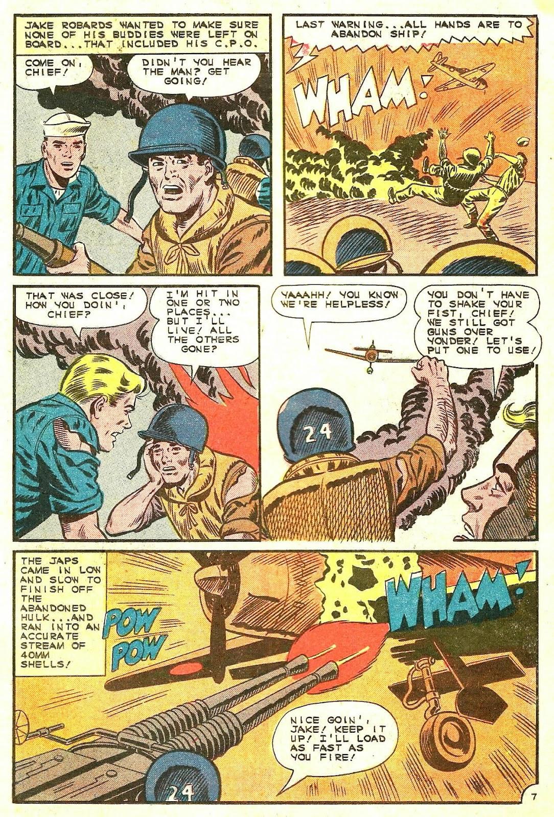 Read online Fightin' Navy comic -  Issue #125 - 11
