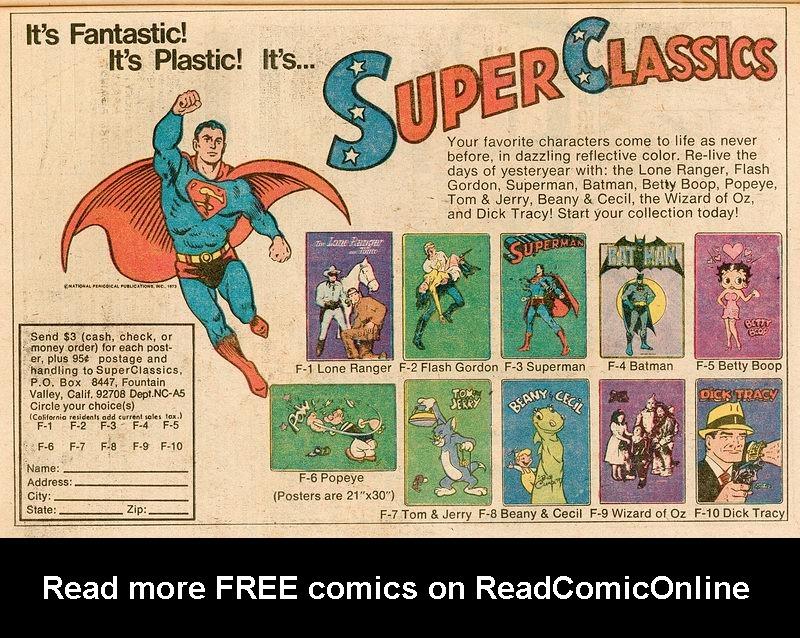 Read online Shazam! (1973) comic -  Issue #12 - 95