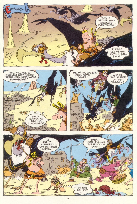 Read online Sergio Aragonés Groo the Wanderer comic -  Issue #114 - 17