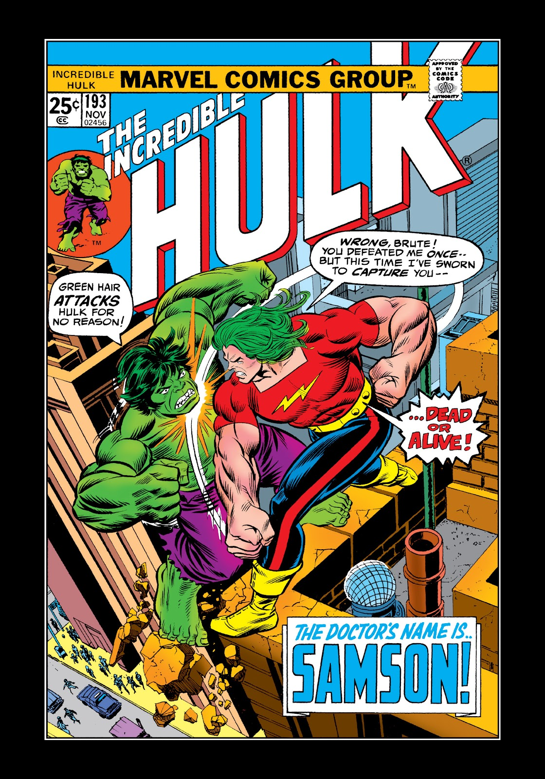 Read online Marvel Masterworks: The Incredible Hulk comic -  Issue # TPB 11 (Part 2) - 77