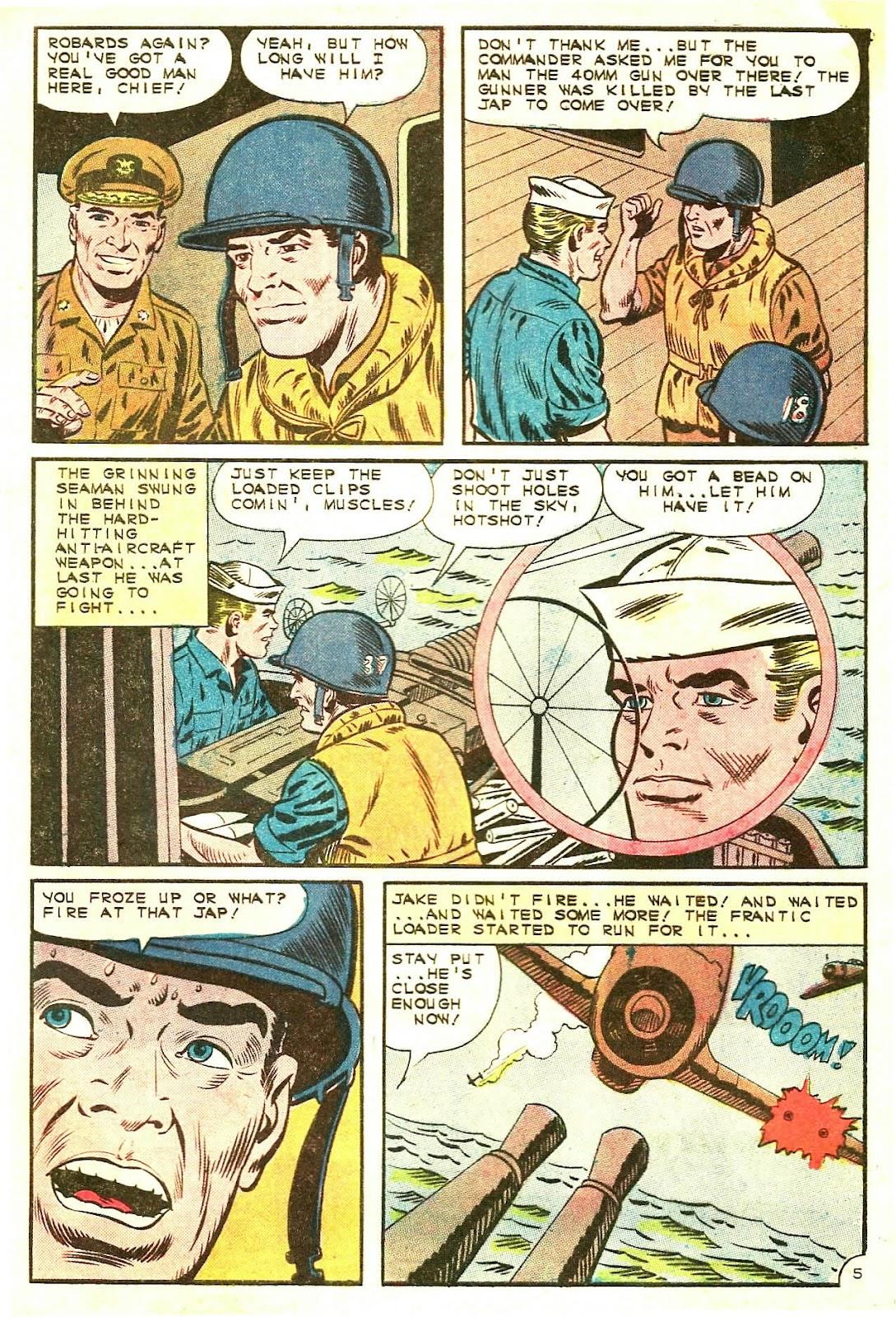 Read online Fightin' Navy comic -  Issue #125 - 9