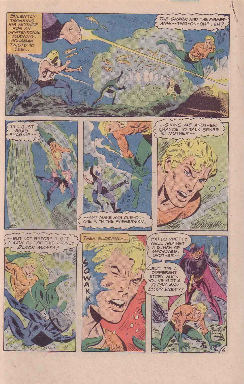 Read online Action Comics (1938) comic -  Issue #520 - 24