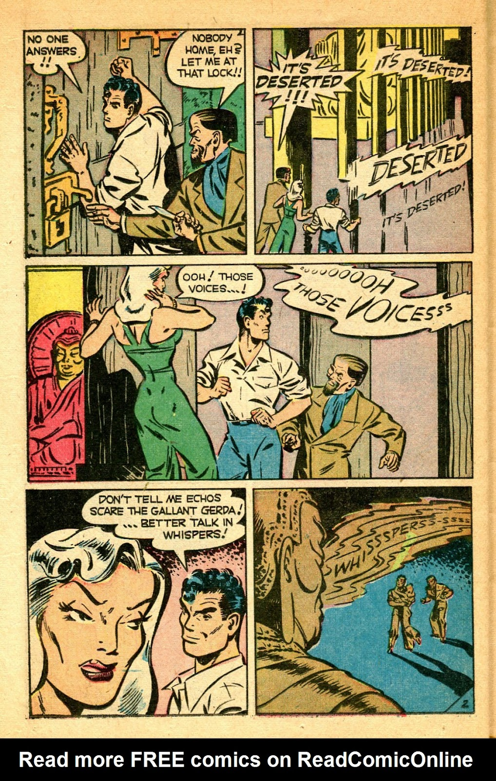 Read online Famous Funnies comic -  Issue #178 - 38