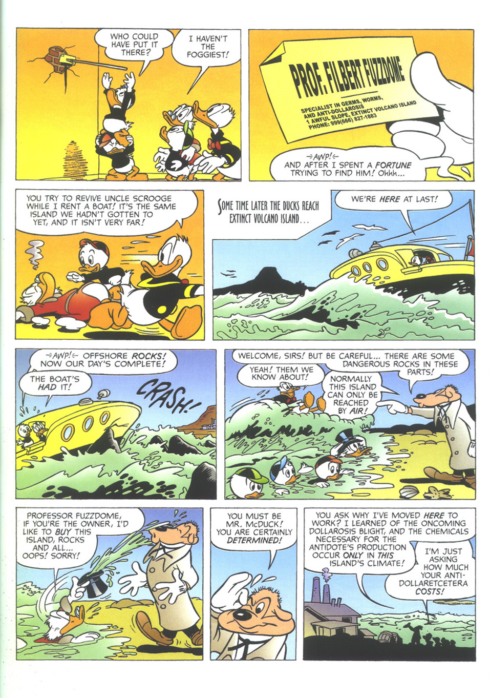 Read online Uncle Scrooge (1953) comic -  Issue #351 - 9