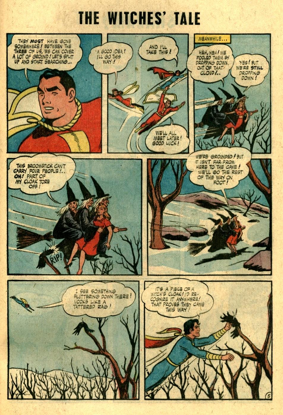 Read online Shazam! (1973) comic -  Issue #3 - 22