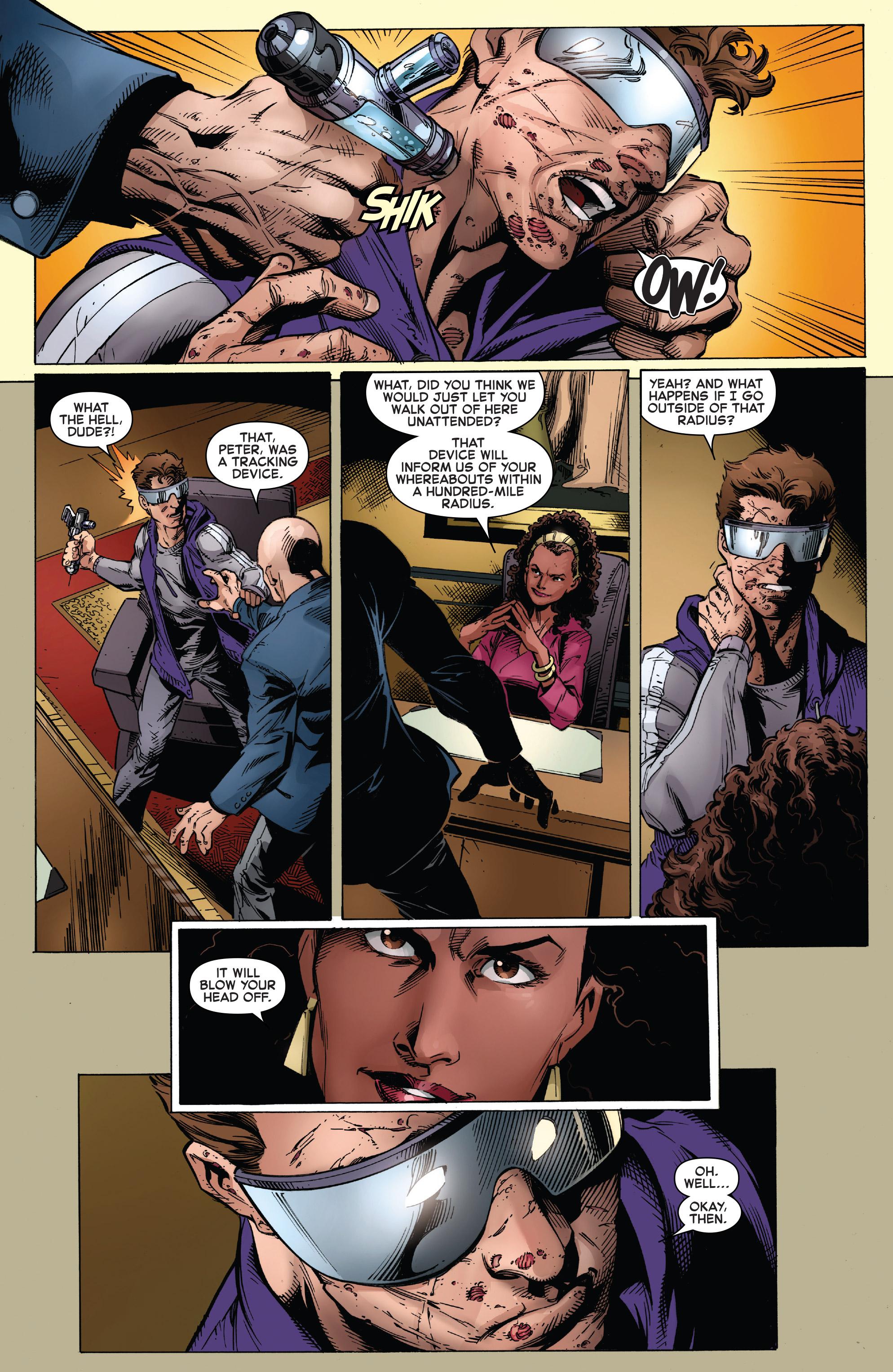 Read online Ben Reilly: Scarlet Spider comic -  Issue #3 - 8