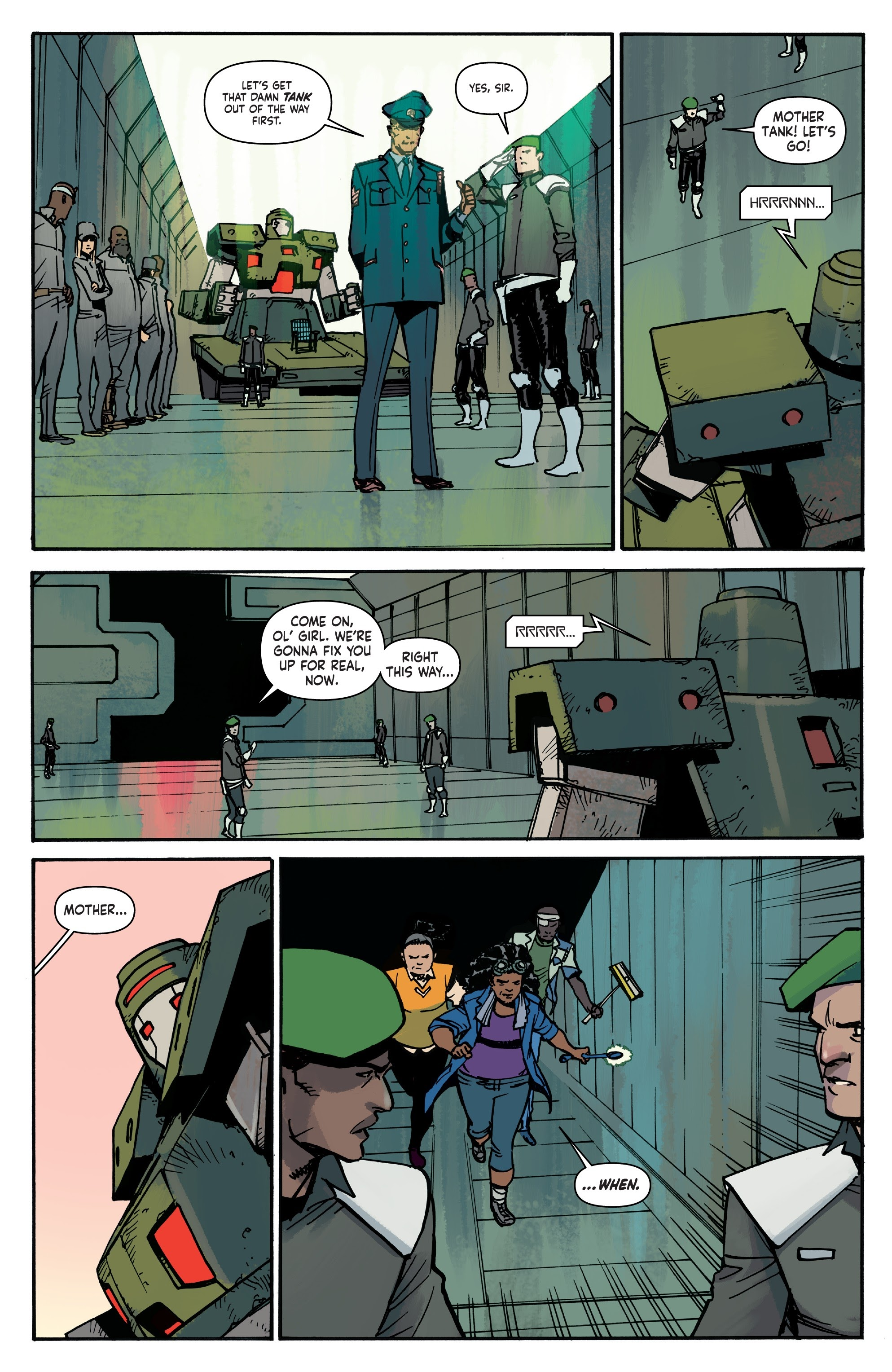 Mech Cadet Yu #_TPB_2 #15 - English 90