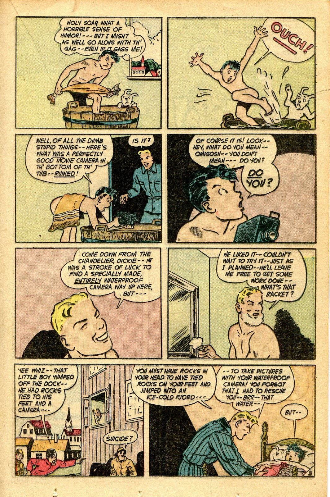 Read online Famous Funnies comic -  Issue #188 - 22