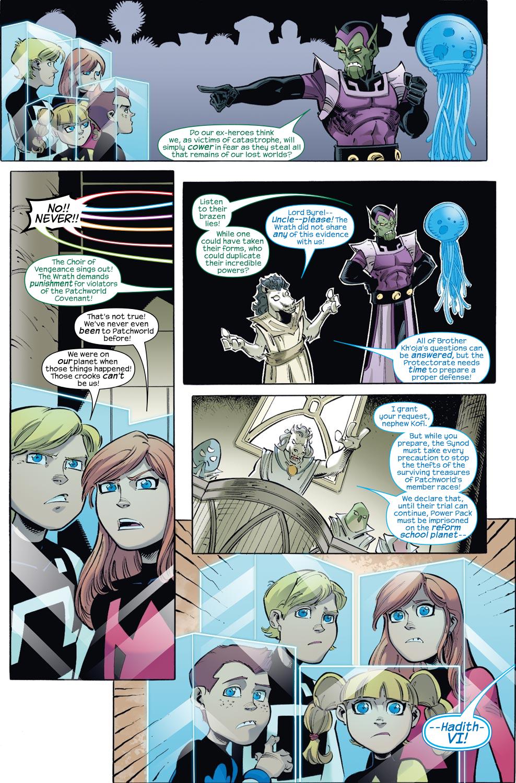 Read online Skrulls vs. Power Pack comic -  Issue #1 - 16