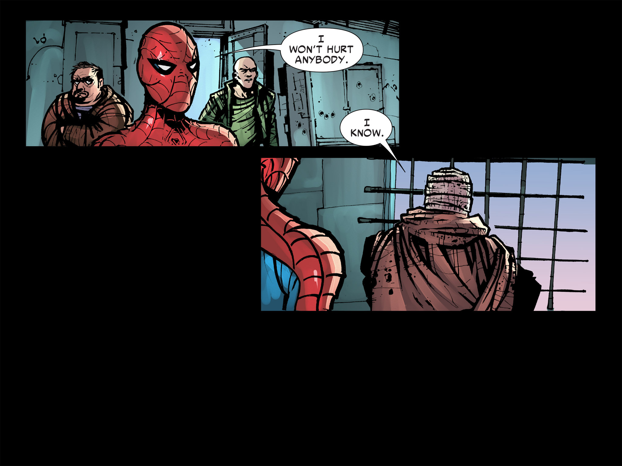 Read online Amazing Spider-Man: Who Am I? comic -  Issue # Full (Part 3) - 79