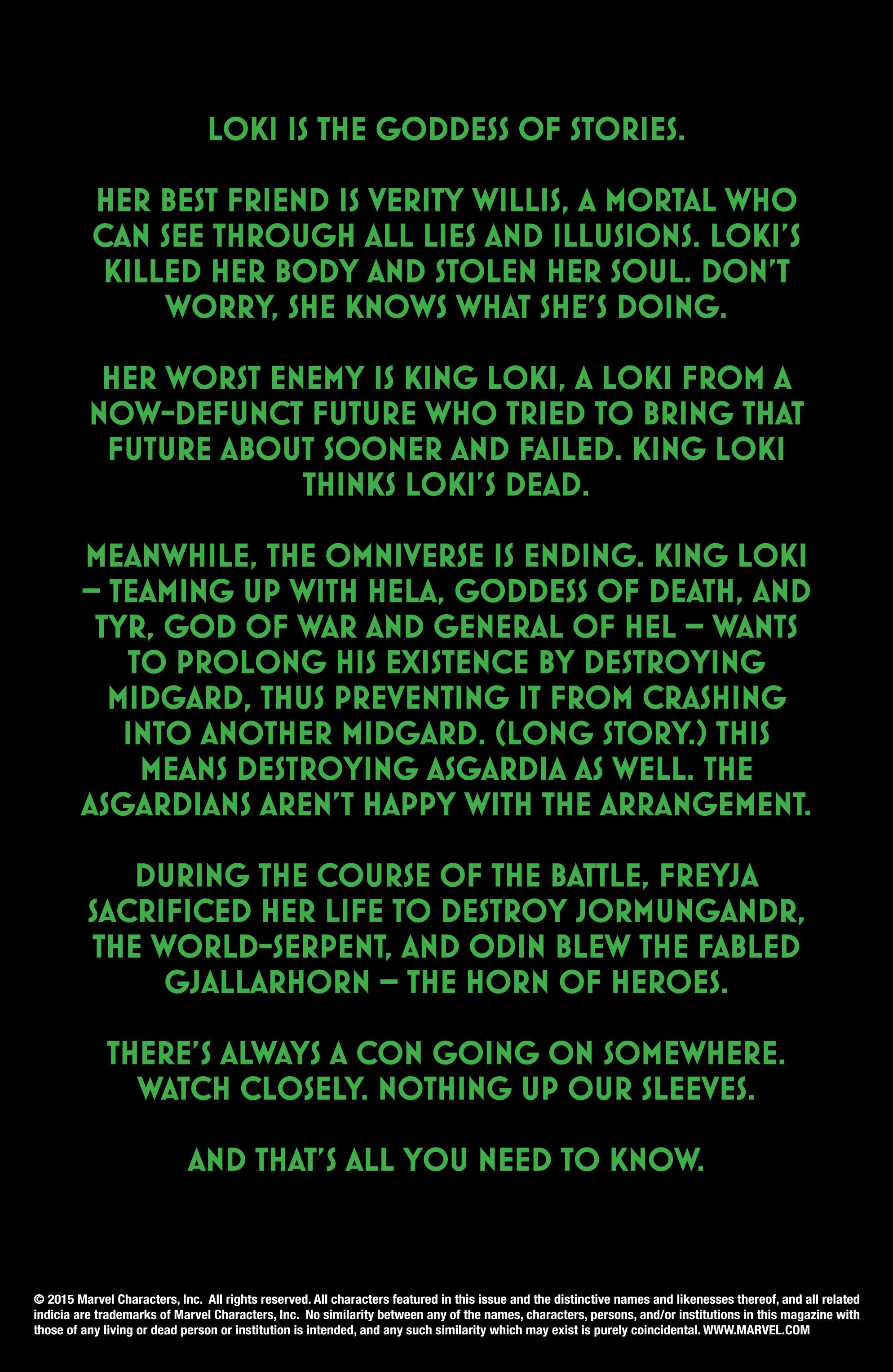 Loki: Agent of Asgard 16 Page 2