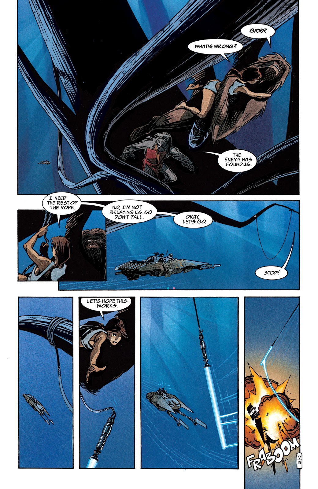 Read online Star Wars Legends: The New Republic - Epic Collection comic -  Issue # TPB 4 (Part 2) - 16