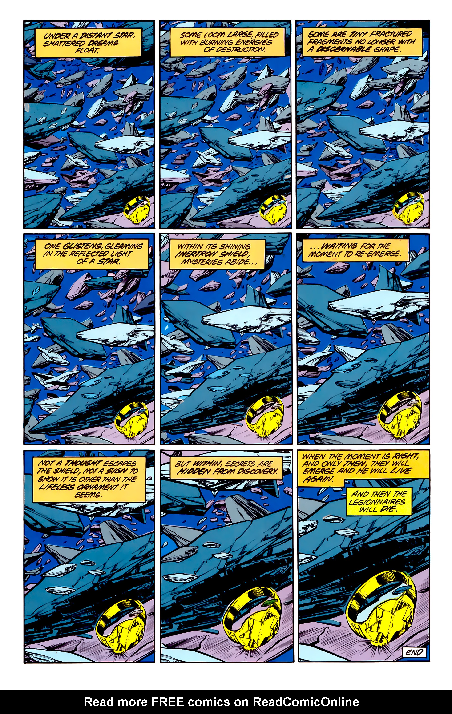 Legion of Super-Heroes (1984) 41 Page 27