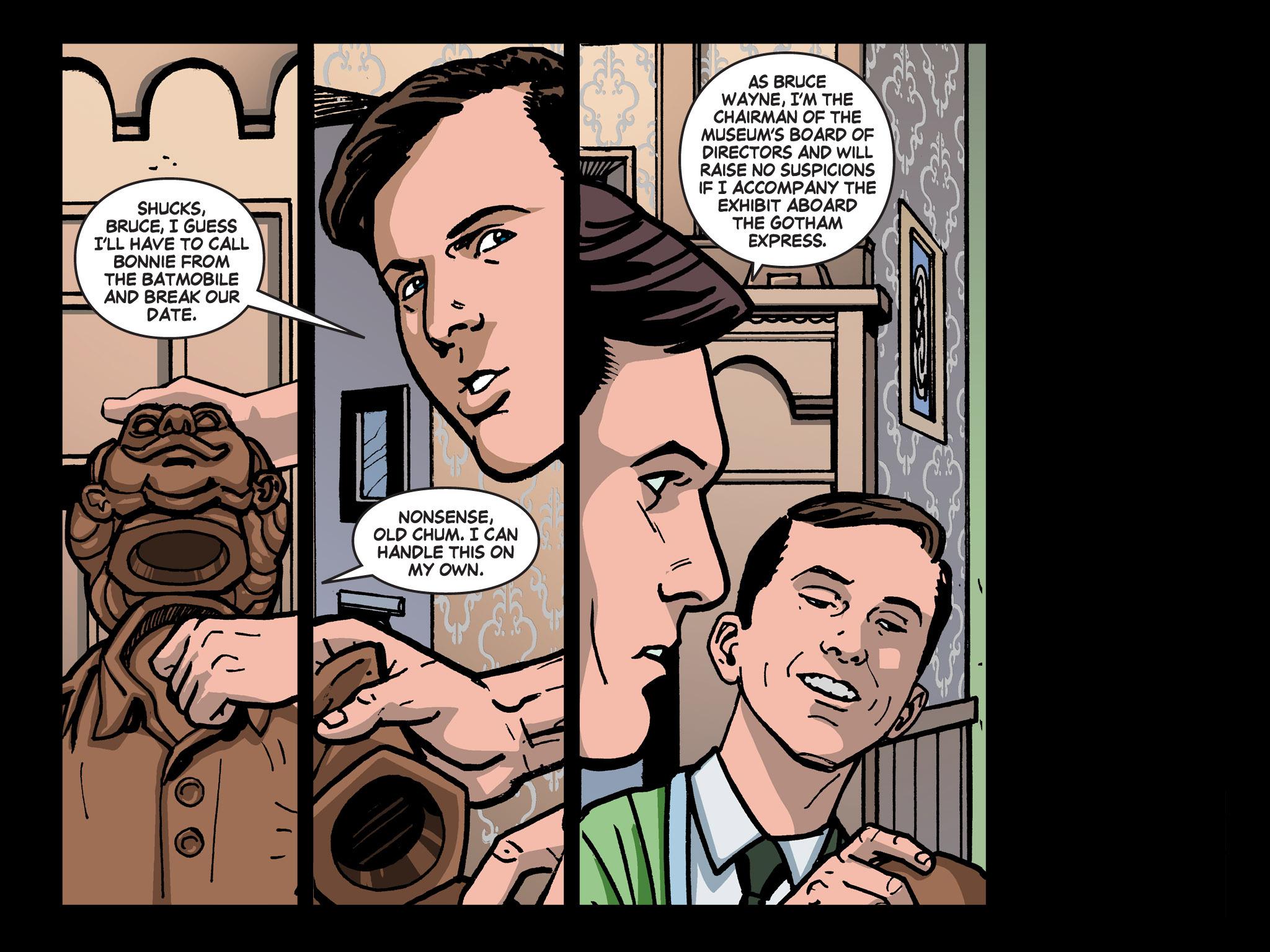 Read online Batman '66 Meets the Green Hornet [II] comic -  Issue #1 - 30