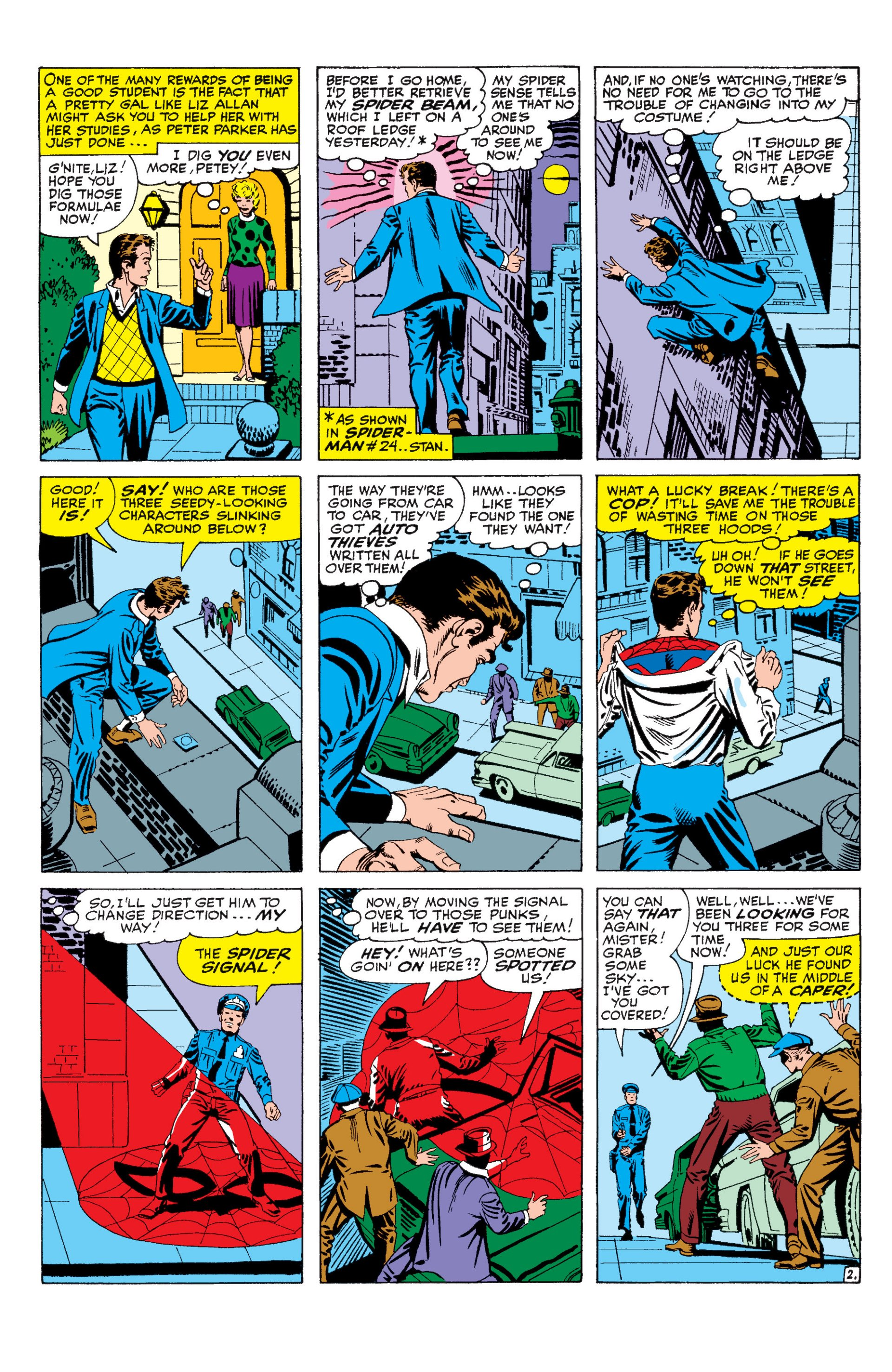 The Amazing Spider-Man (1963) 25 Page 2