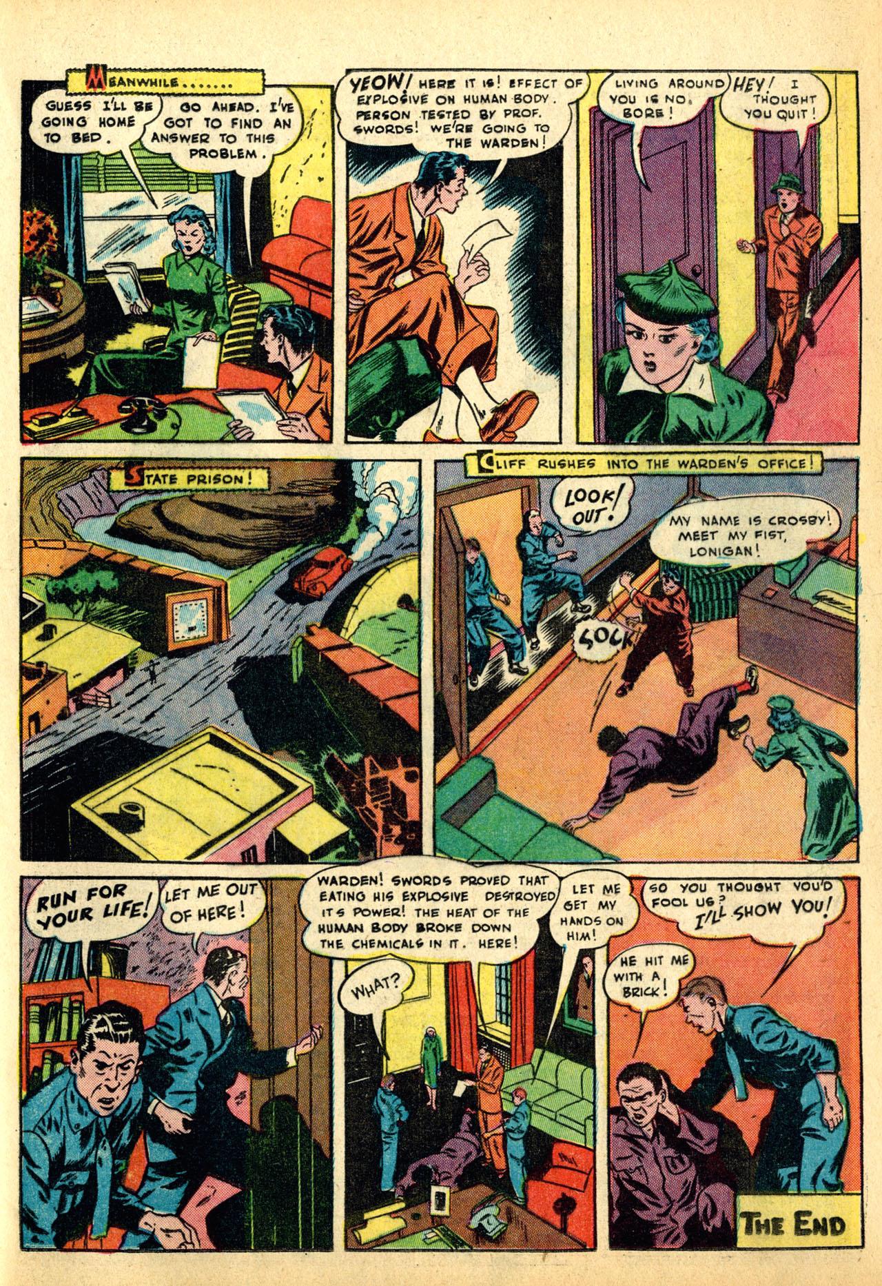 Read online Detective Comics (1937) comic -  Issue #50 - 49