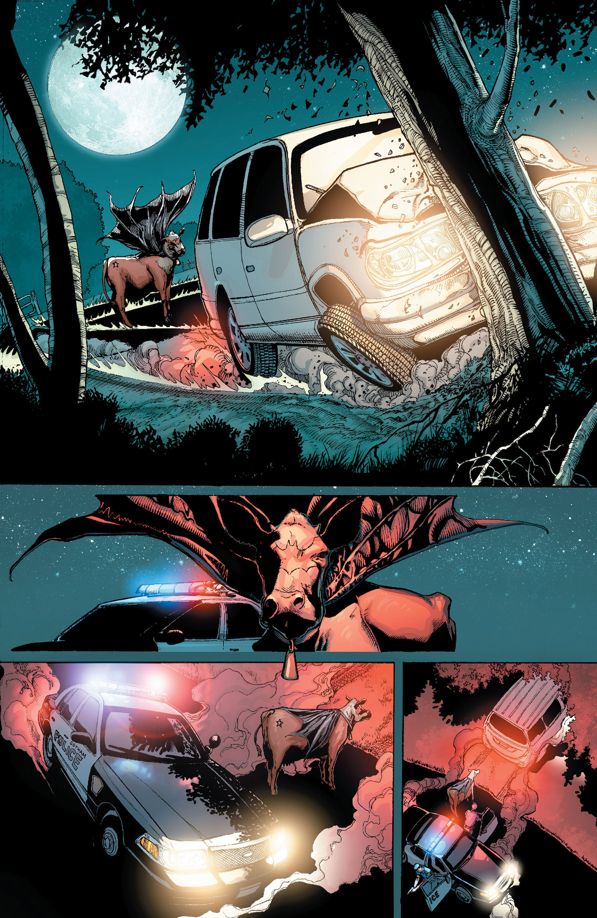 Read online Batman Incorporated (2012) comic -  Issue # _Special 1 - 36