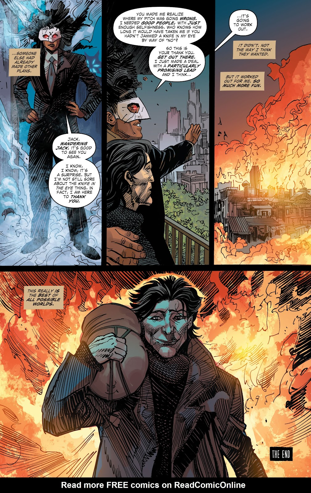 Read online The Curse of Brimstone: Ashes comic -  Issue # TPB (Part 2) - 8