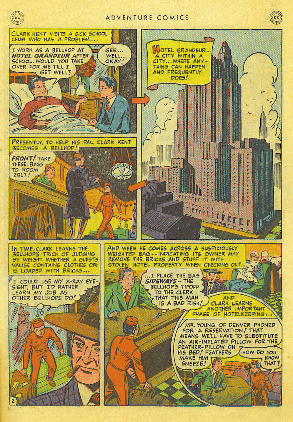 Read online Adventure Comics (1938) comic -  Issue #127 - 19