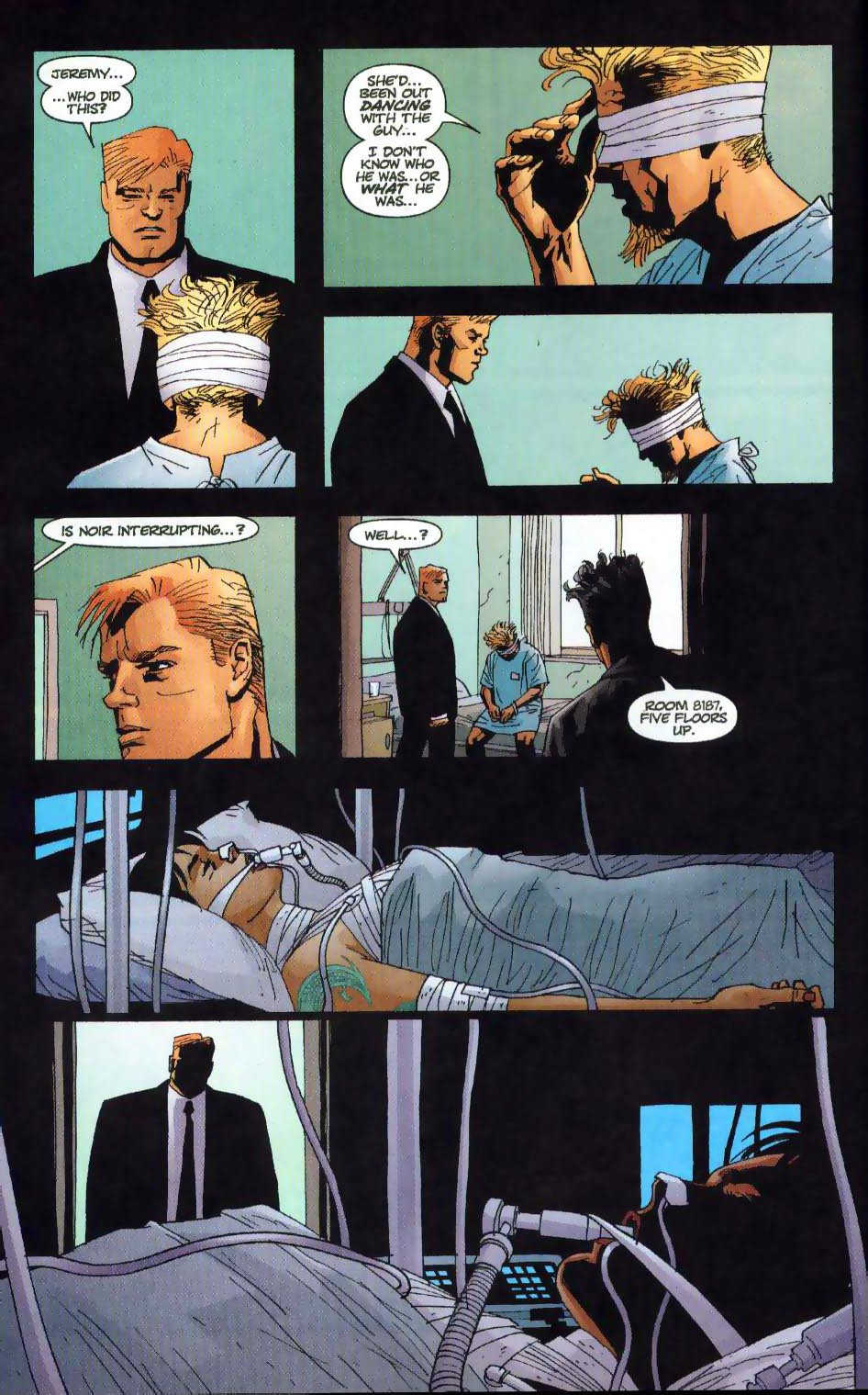 Wildcats (1999) Issue #17 #18 - English 8