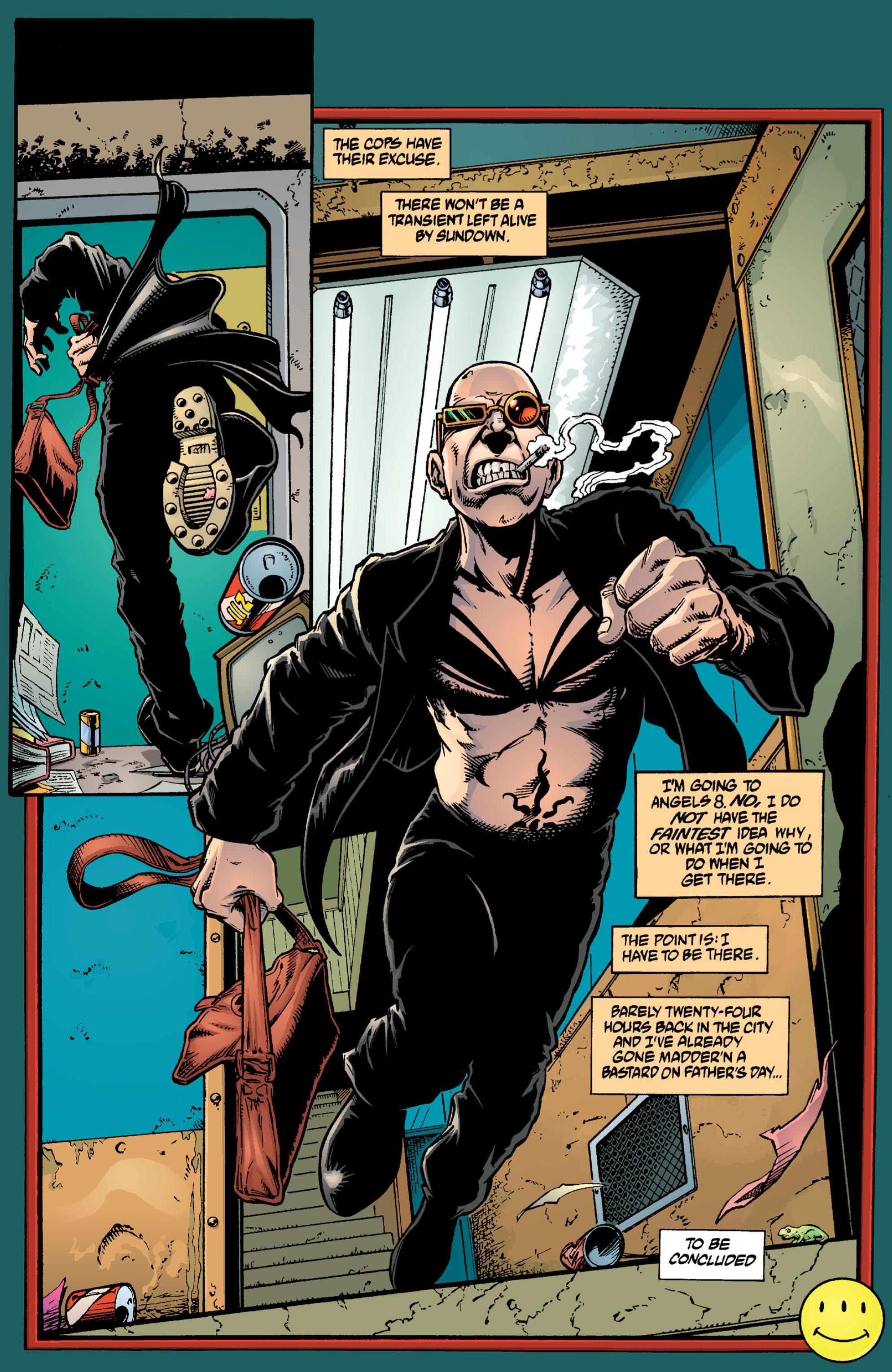 Read online Transmetropolitan comic -  Issue #2 - 23