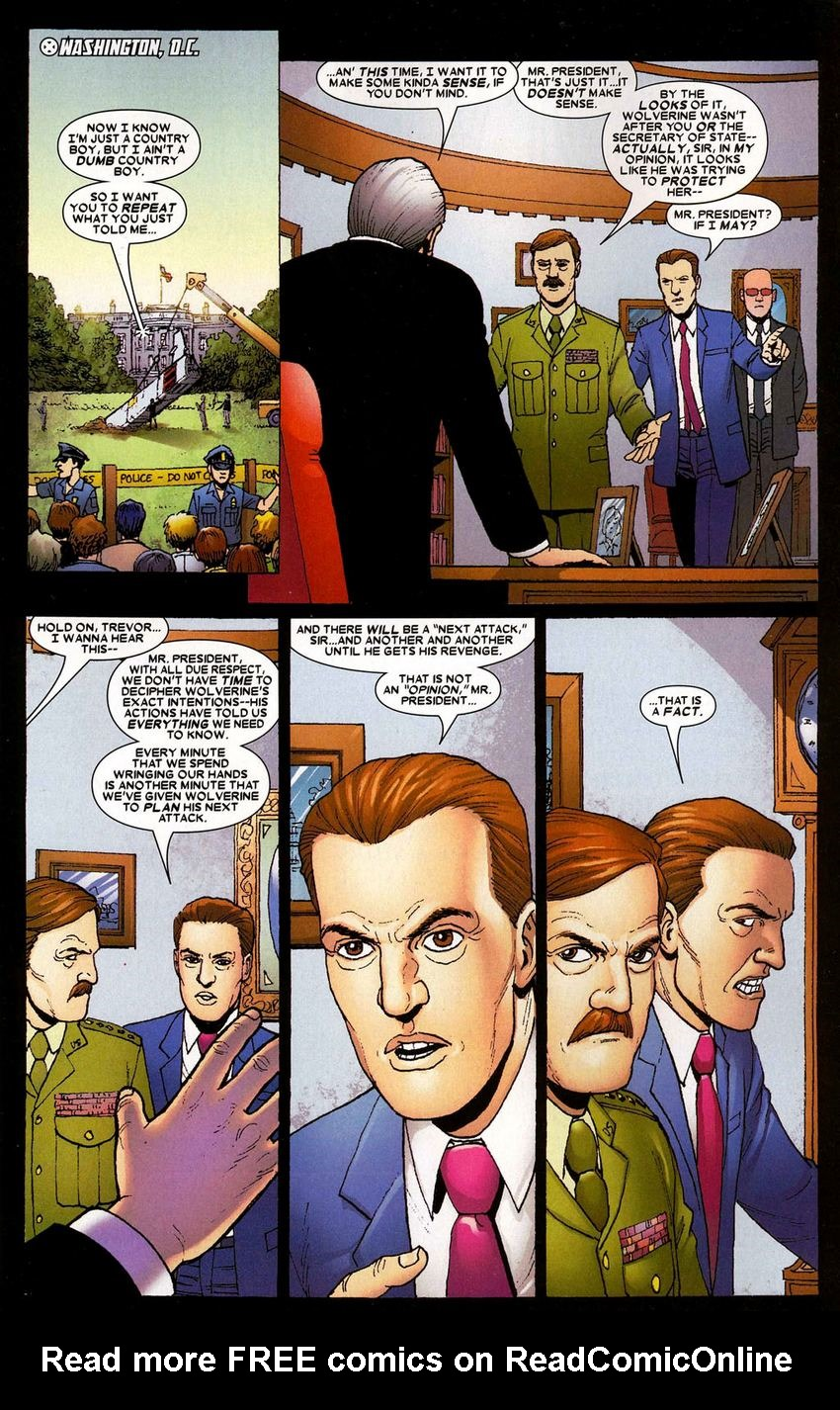 Read online Wolverine: Origins comic -  Issue #2 - 3
