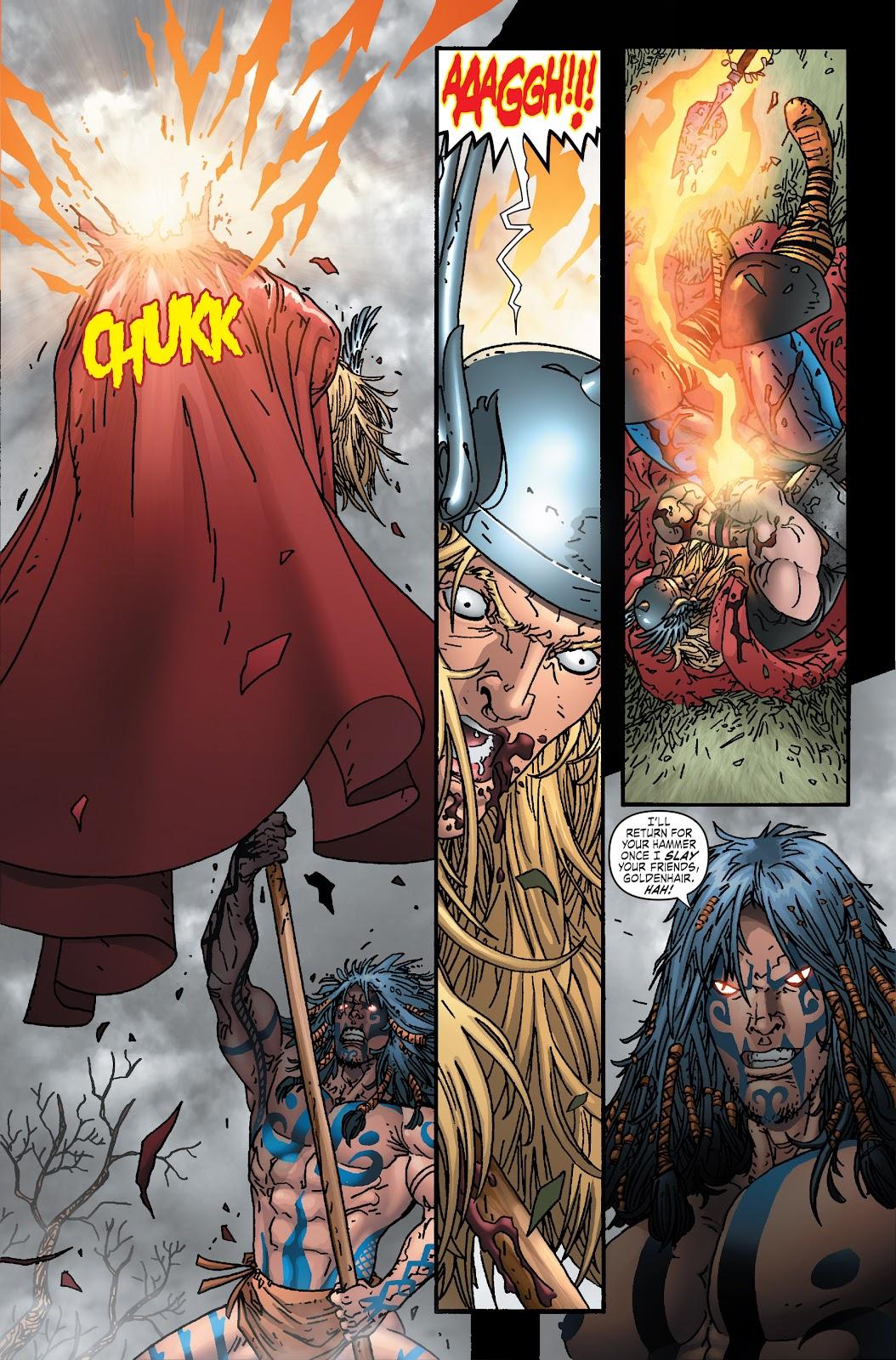 Read online Thor: Ragnaroks comic -  Issue # TPB (Part 1) - 95