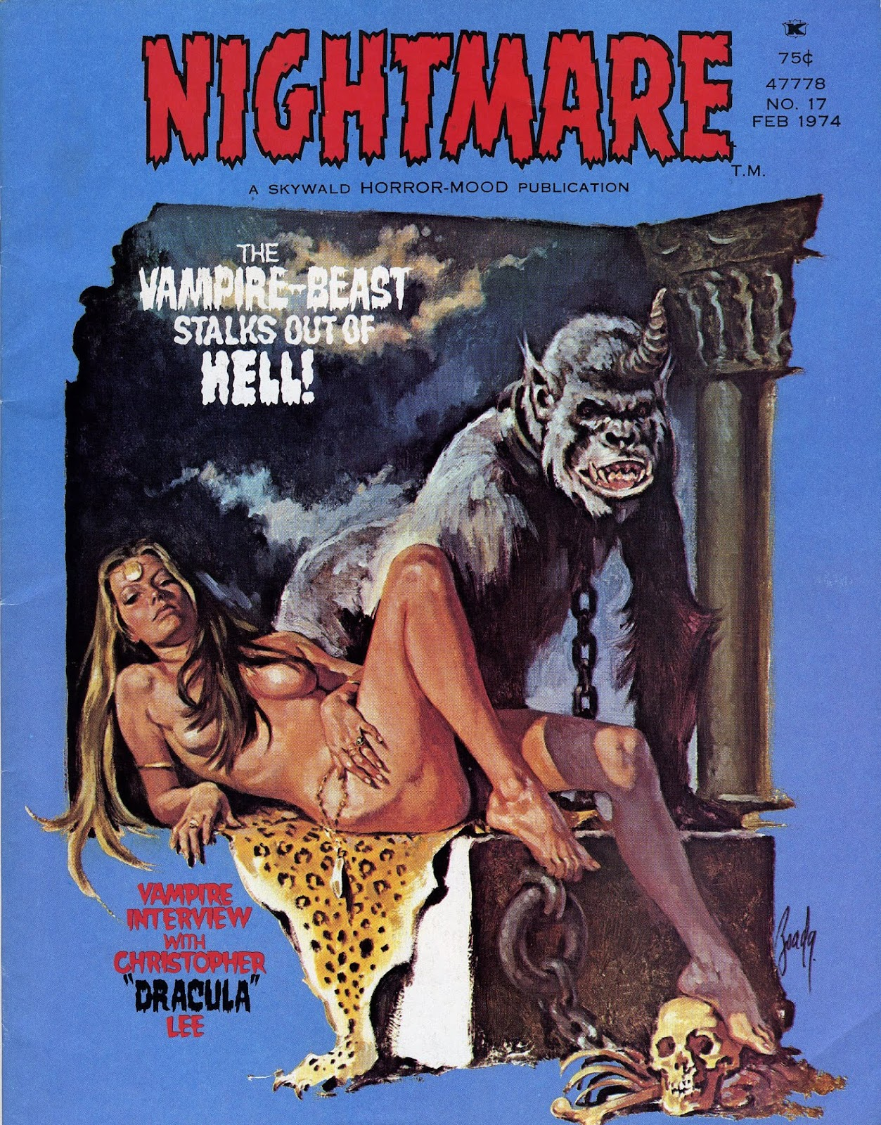 Nightmare (1970) 17 Page 1