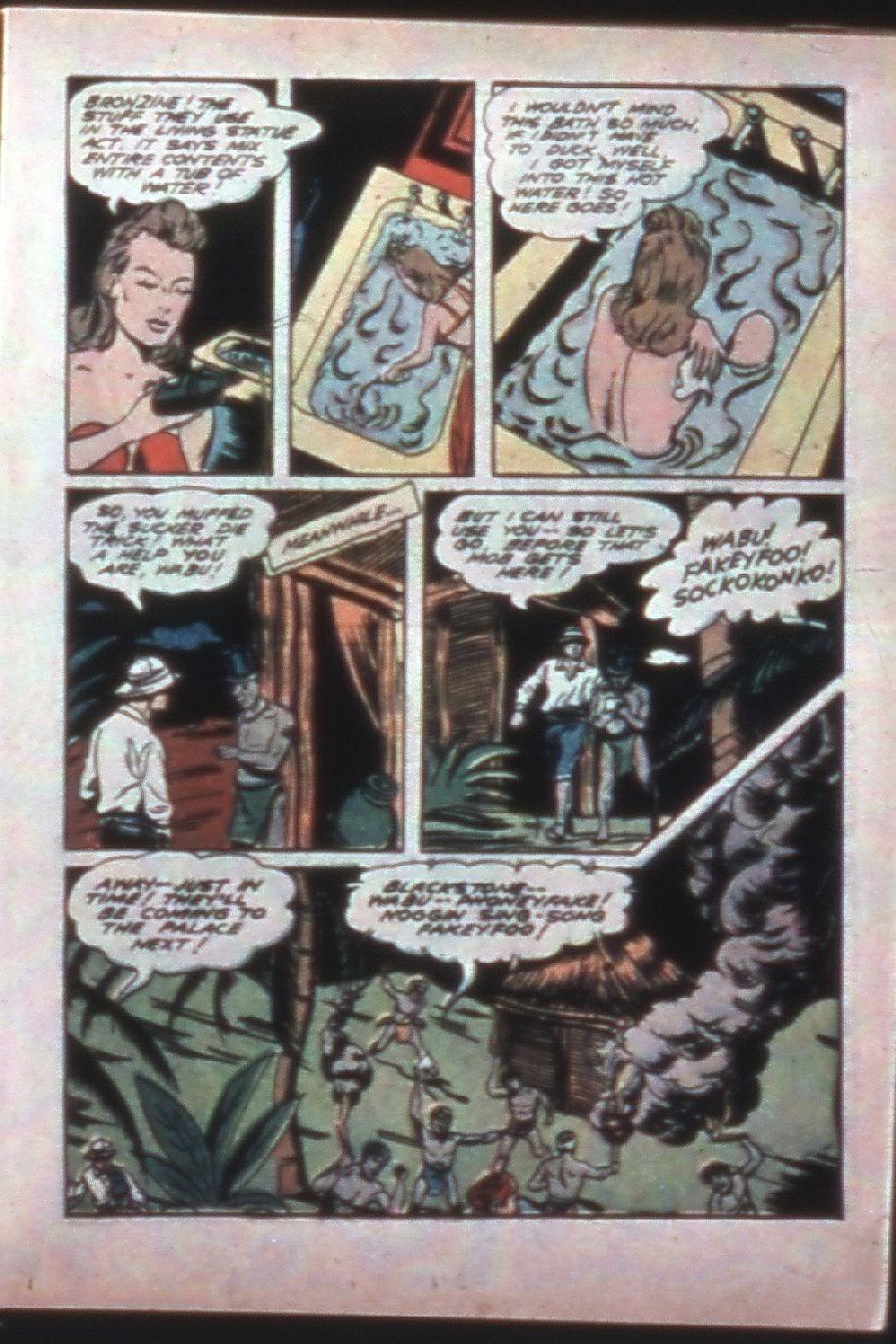 Read online Super-Magician Comics comic -  Issue #7 - 25