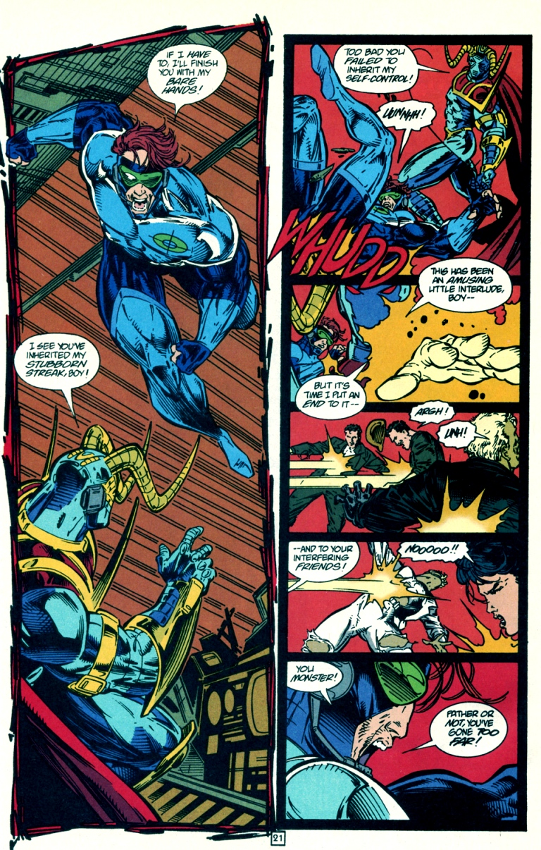 Read online Gunfire comic -  Issue #12 - 26
