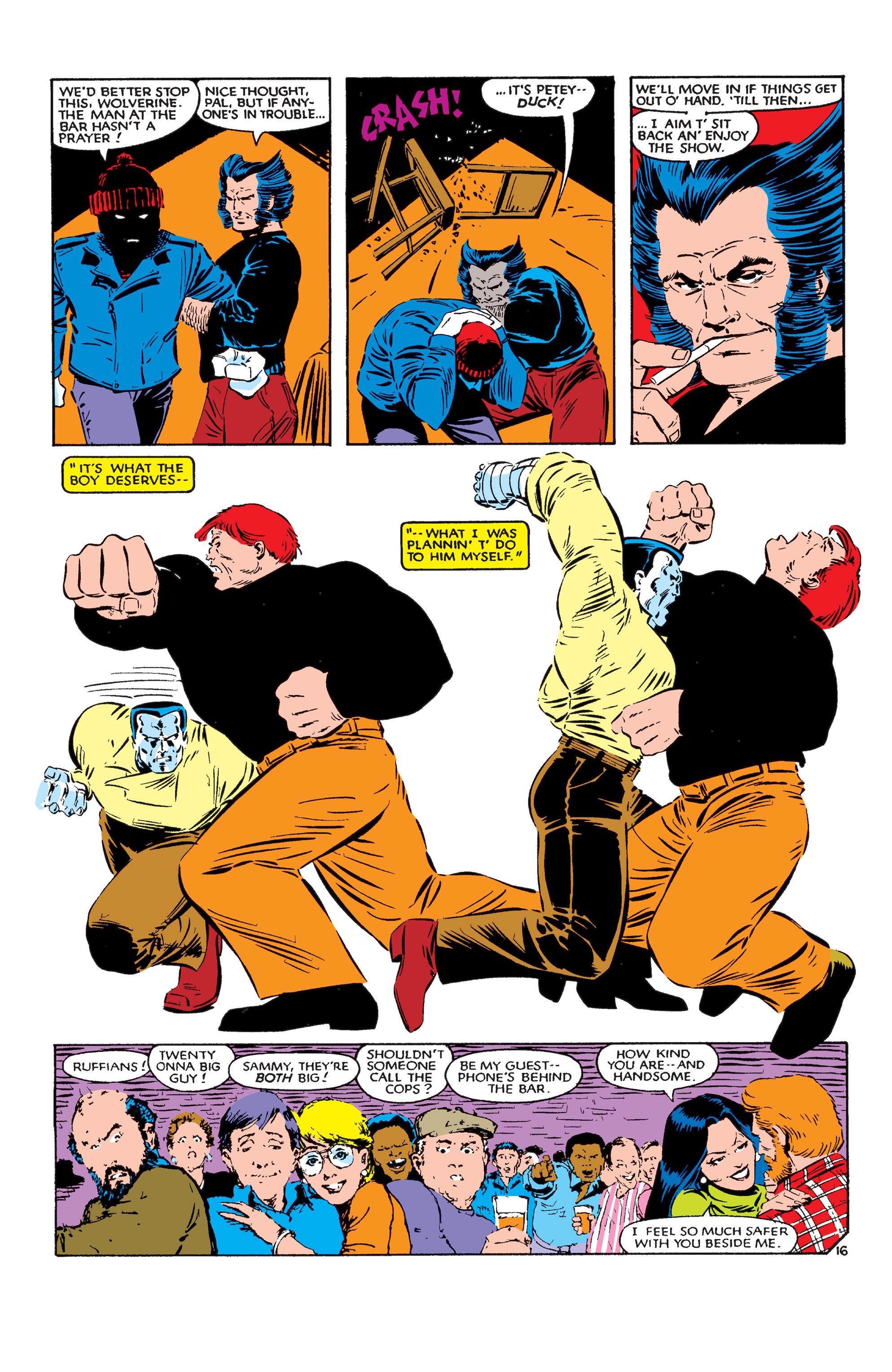 Read online Uncanny X-Men (1963) comic -  Issue #183 - 17