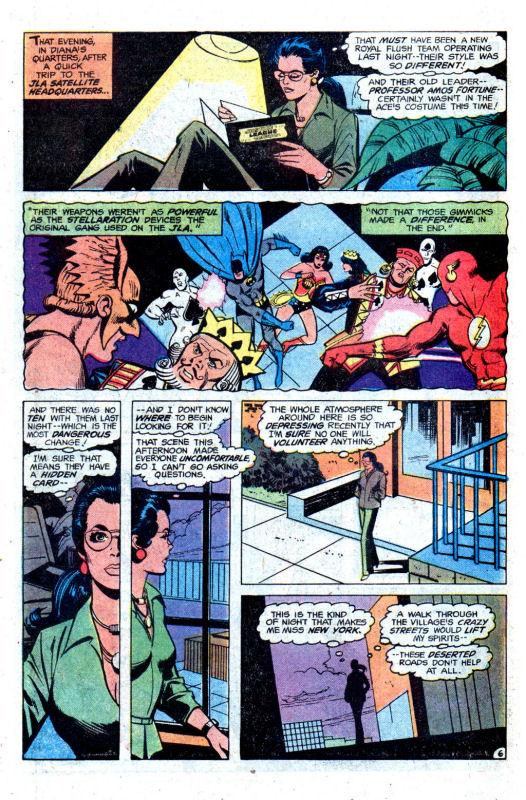 Read online Wonder Woman (1942) comic -  Issue #256 - 8