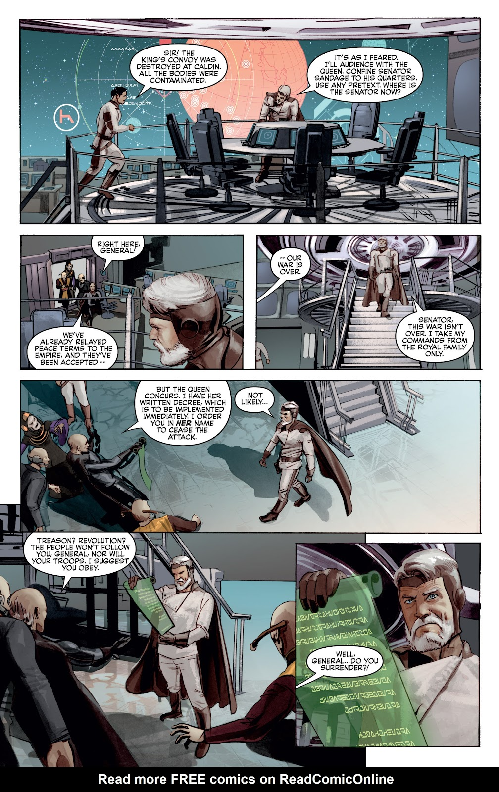 Read online Star Wars Legends: Infinities - Epic Collection comic -  Issue # TPB (Part 4) - 43