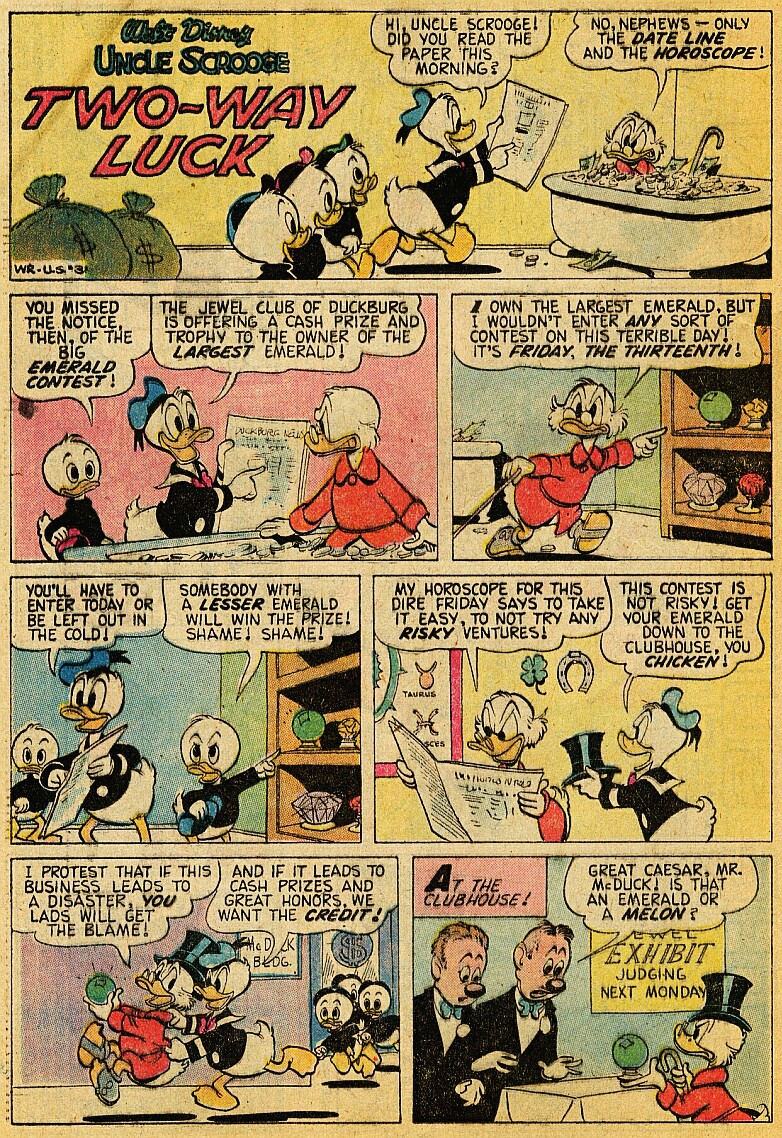 Read online Uncle Scrooge (1953) comic -  Issue #157 - 20