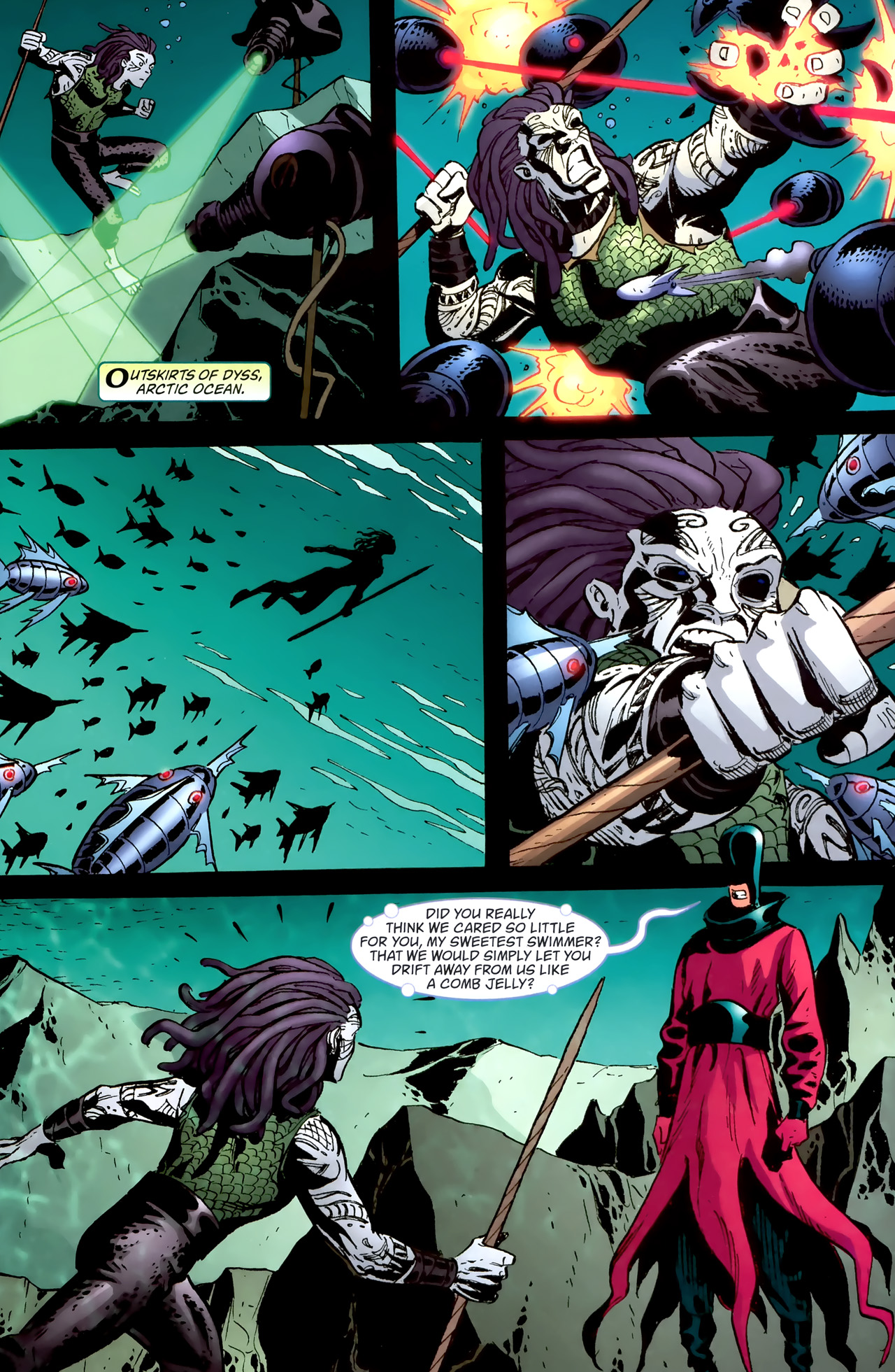 Read online Aquaman: Sword of Atlantis comic -  Issue #55 - 11