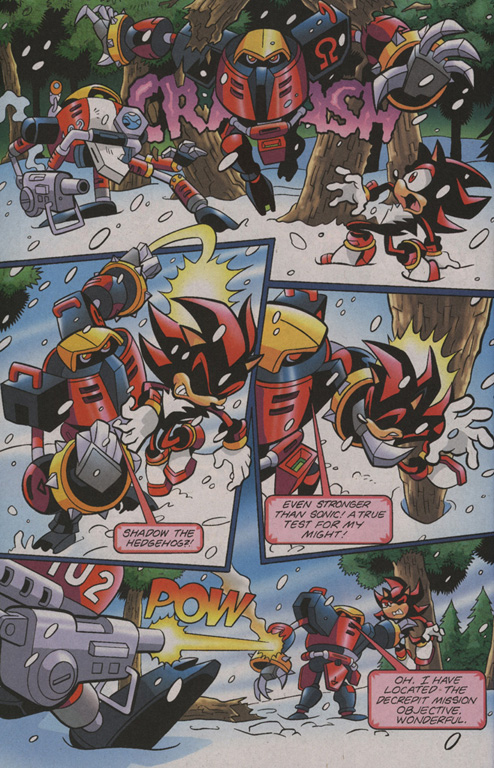 Read online Sonic Universe comic -  Issue #3 - 11