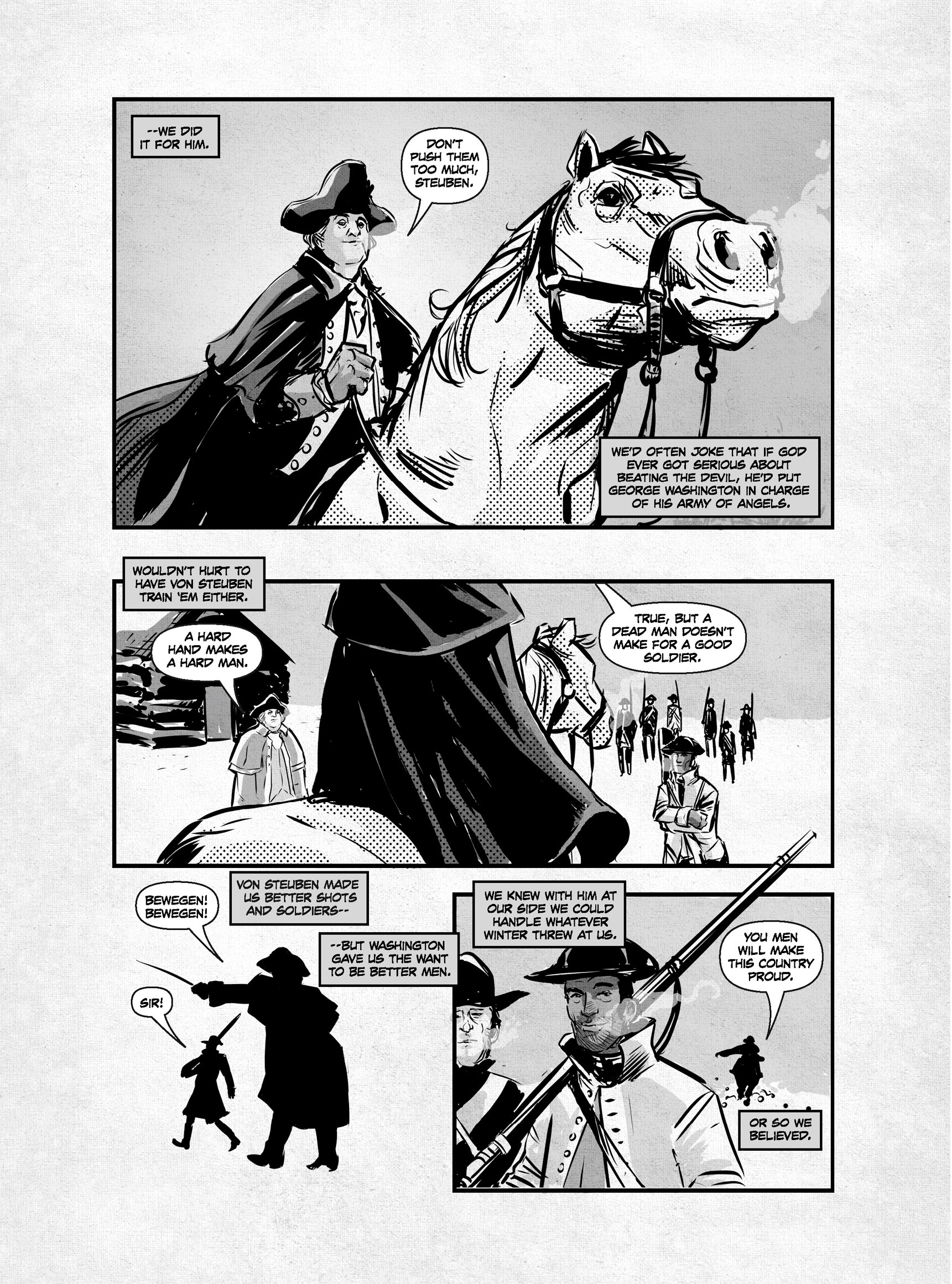 Read online FUBAR comic -  Issue #3 - 68