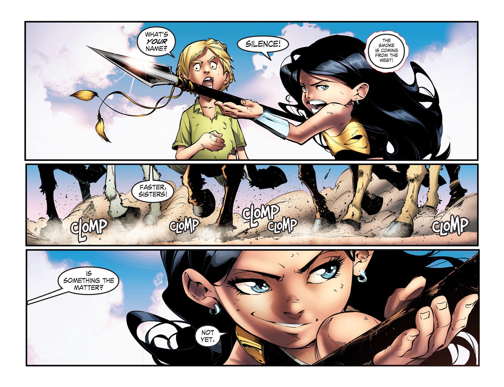 Read online Smallville: Season 11 comic -  Issue #56 - 7