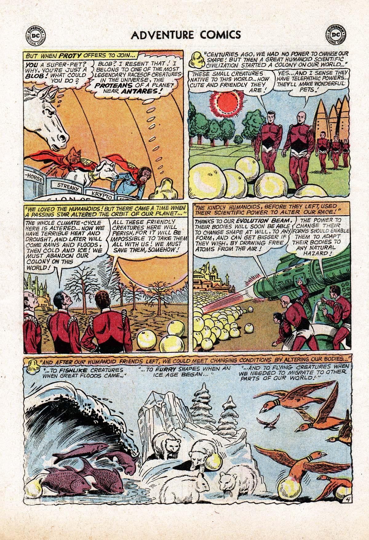 Read online Adventure Comics (1938) comic -  Issue #322 - 6